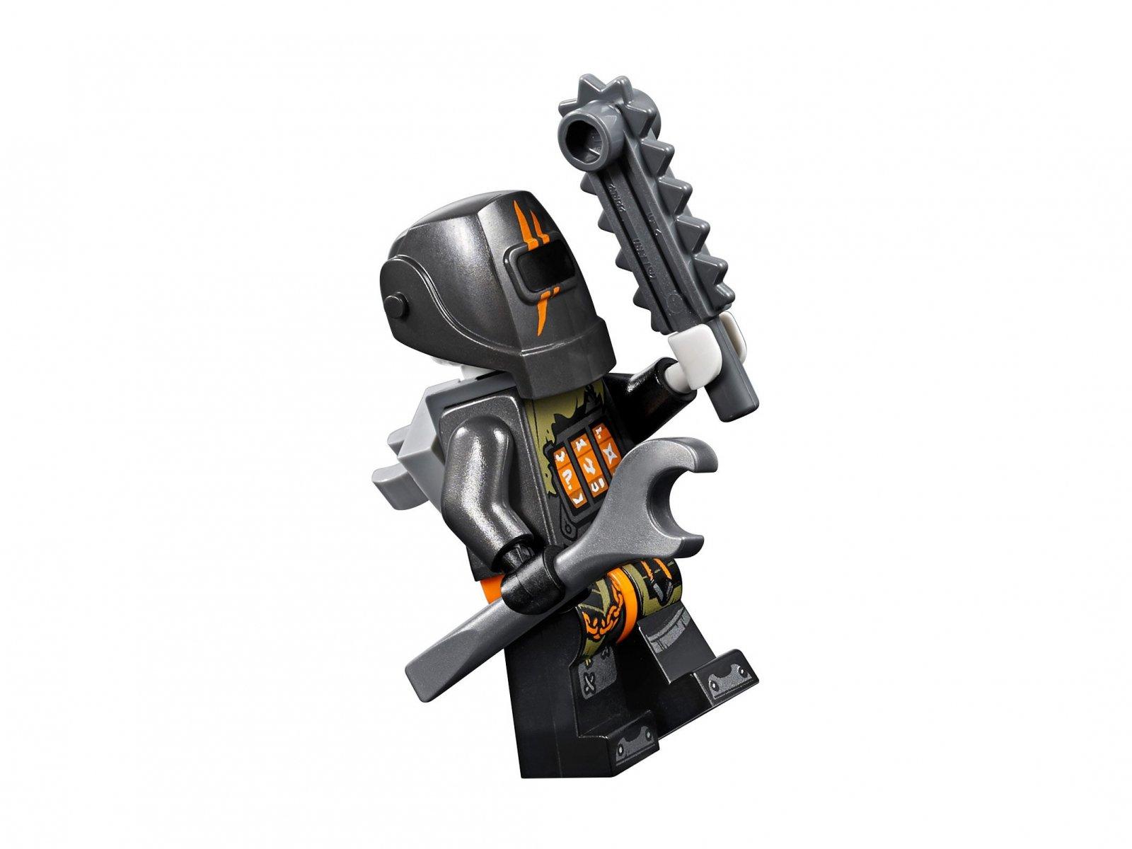 LEGO Ninjago® Smocza jama