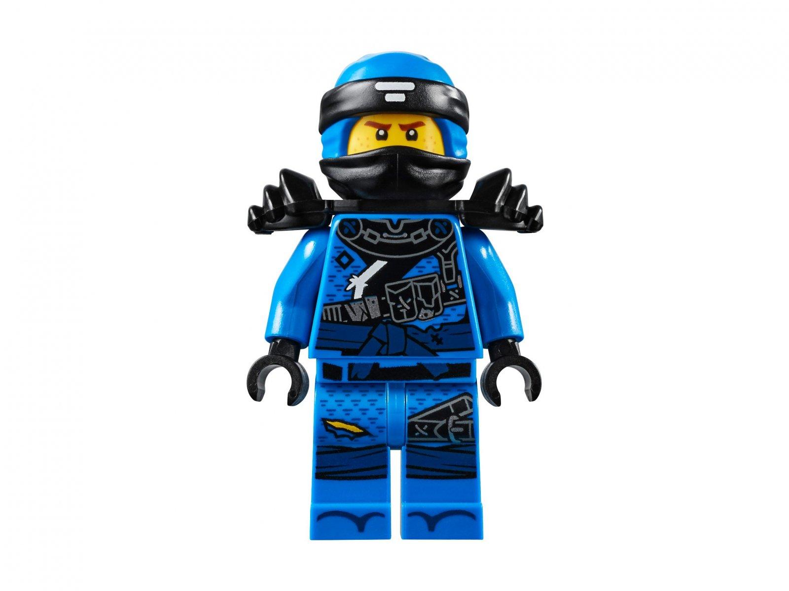LEGO 70655 Ninjago® Smocza jama