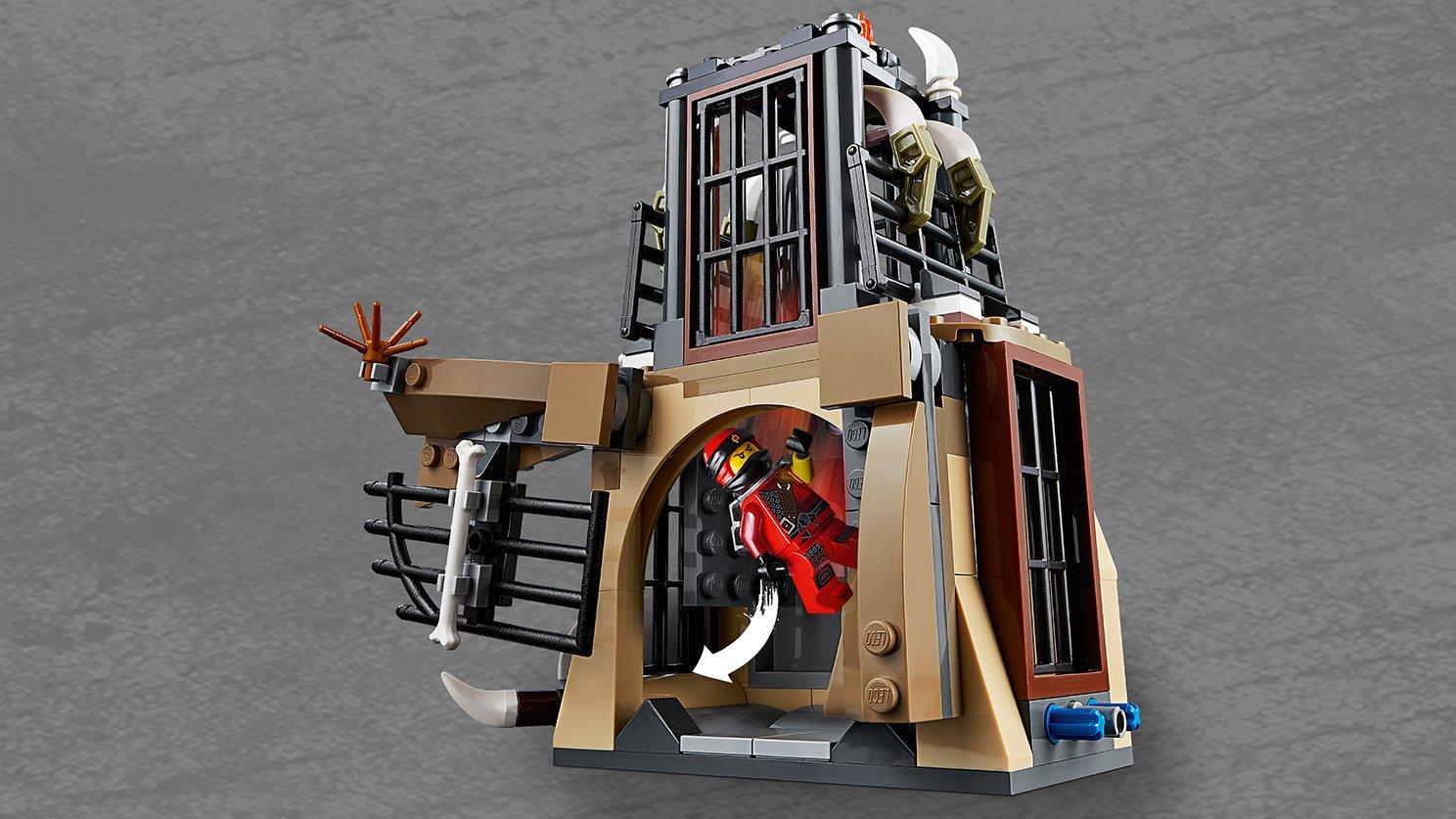 LEGO 70655 Smocza jama