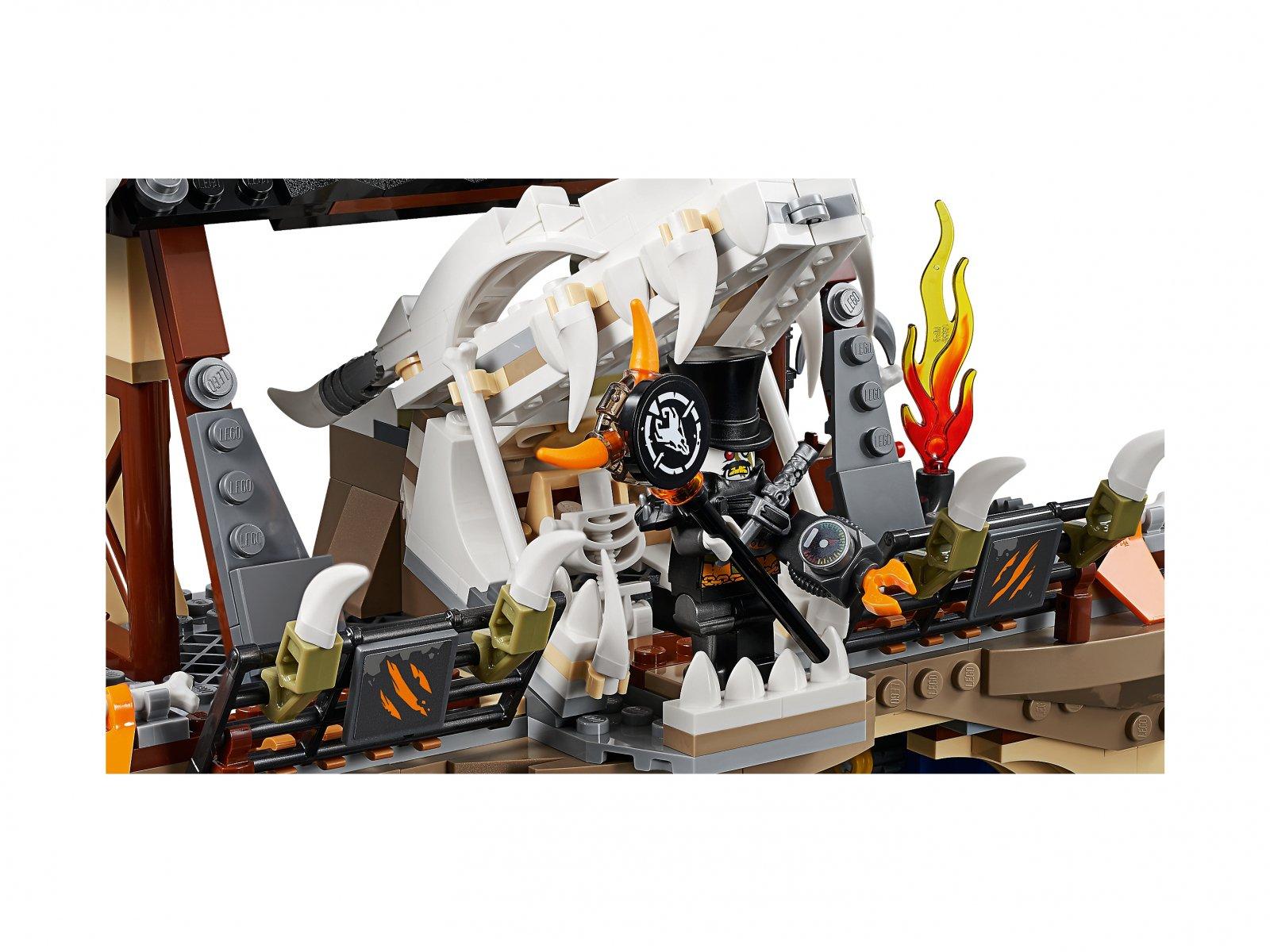 LEGO Ninjago® Smocza jama 70655