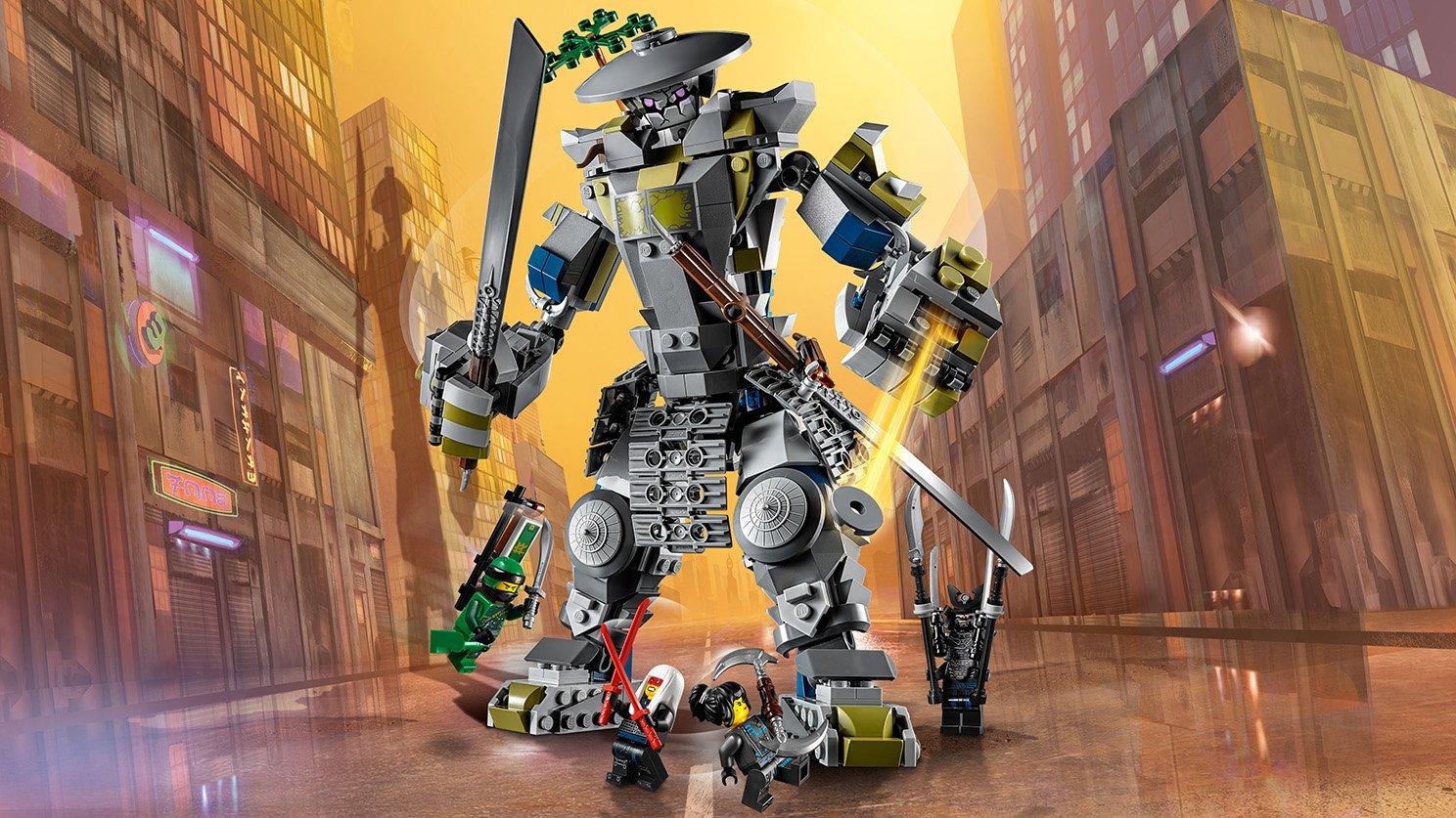 Lego 70658 Ninjago Tytan Oni Porównaj Ceny Zklockówpl