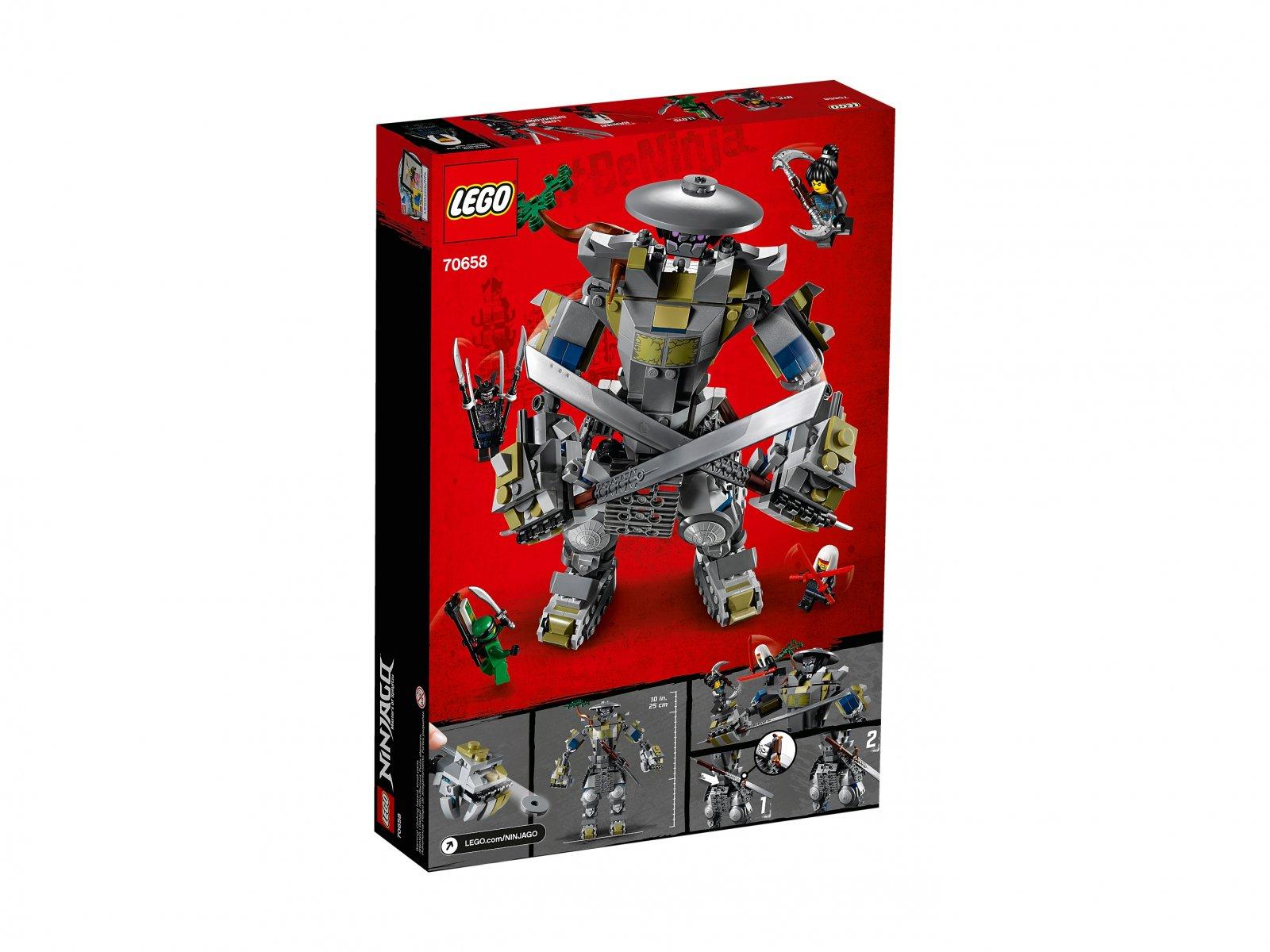 LEGO 70658 Tytan Oni