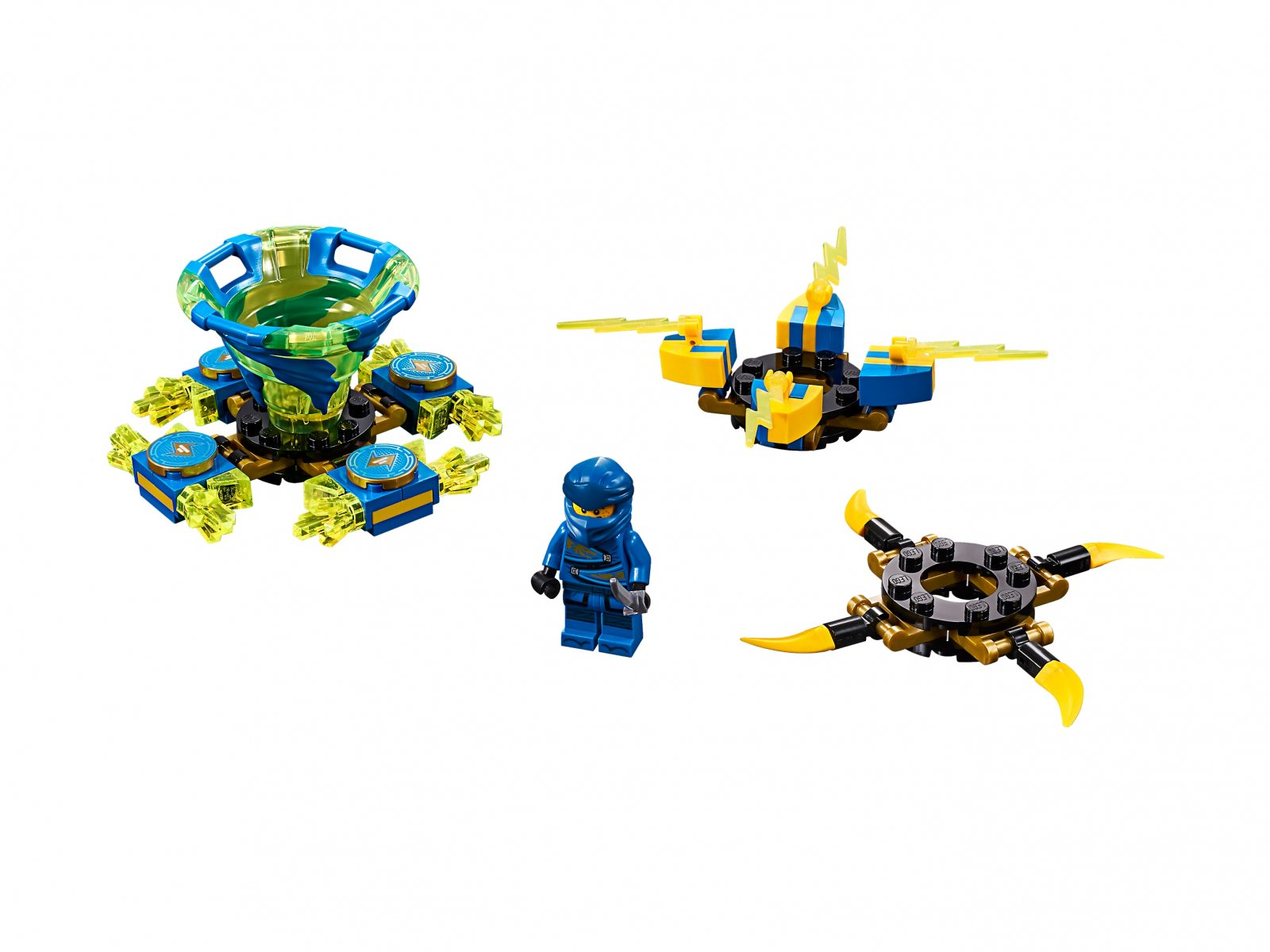 LEGO Ninjago® 70660 Spinjitzu Jay