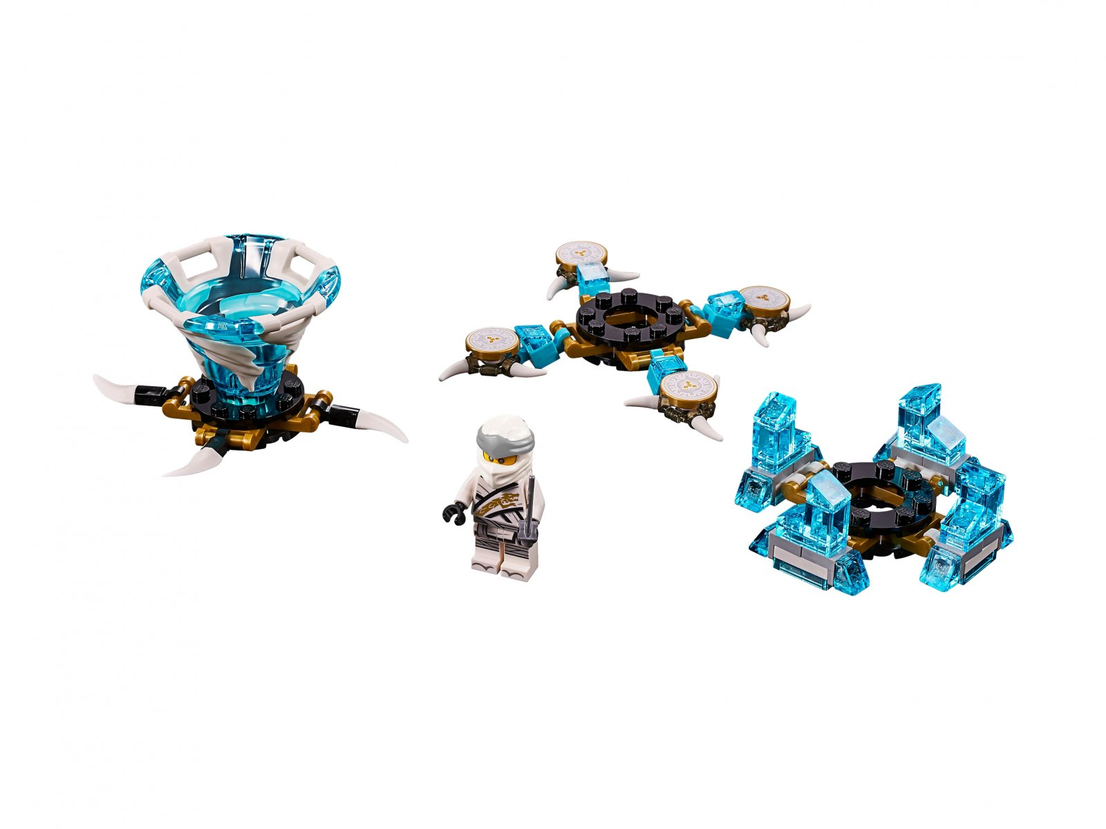 LEGO Ninjago® 70661 Spinjitzu Zane