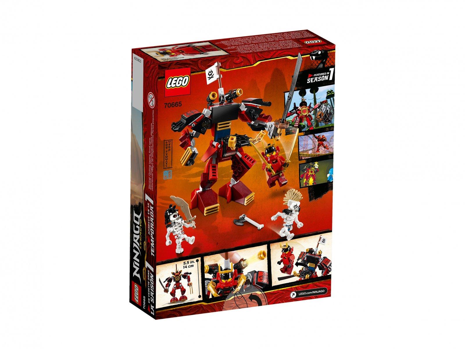 LEGO Ninjago® 70665 Mech - samuraj