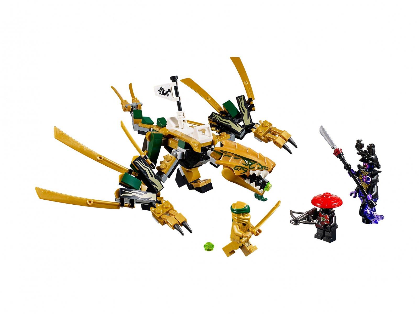 LEGO Ninjago® Złoty Smok