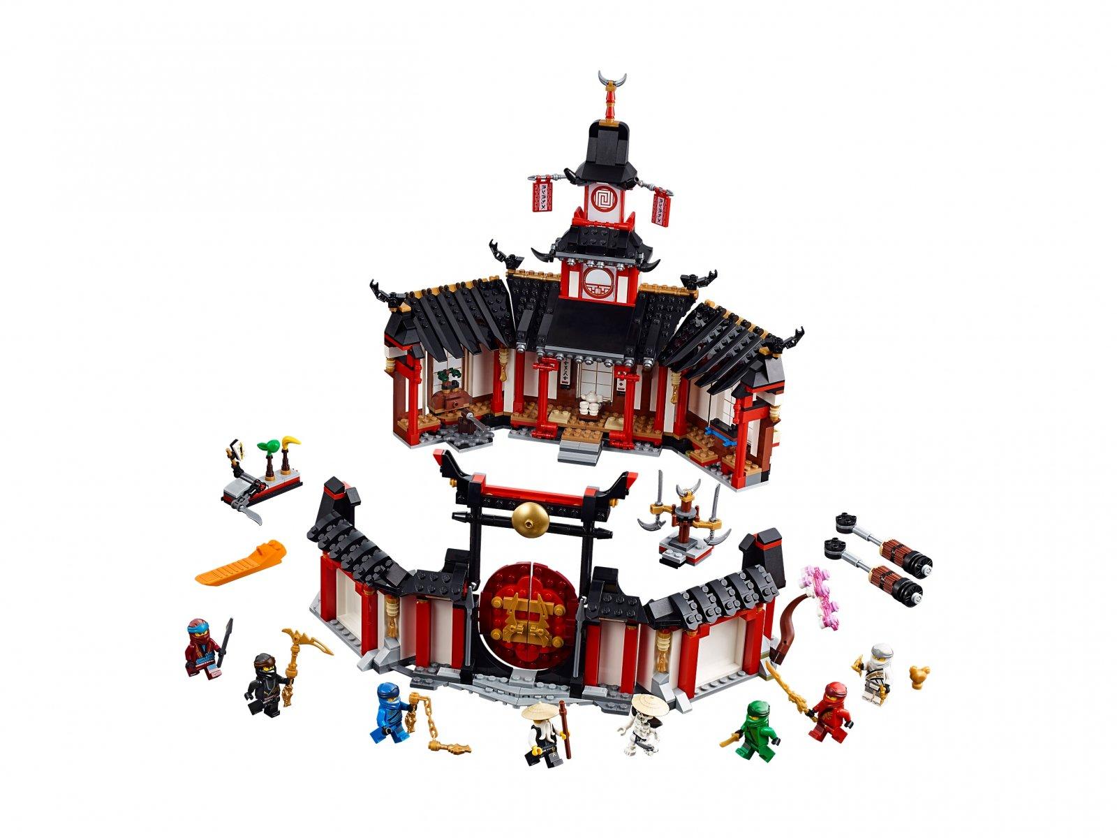 LEGO Ninjago® 70670 Klasztor Spinjitzu