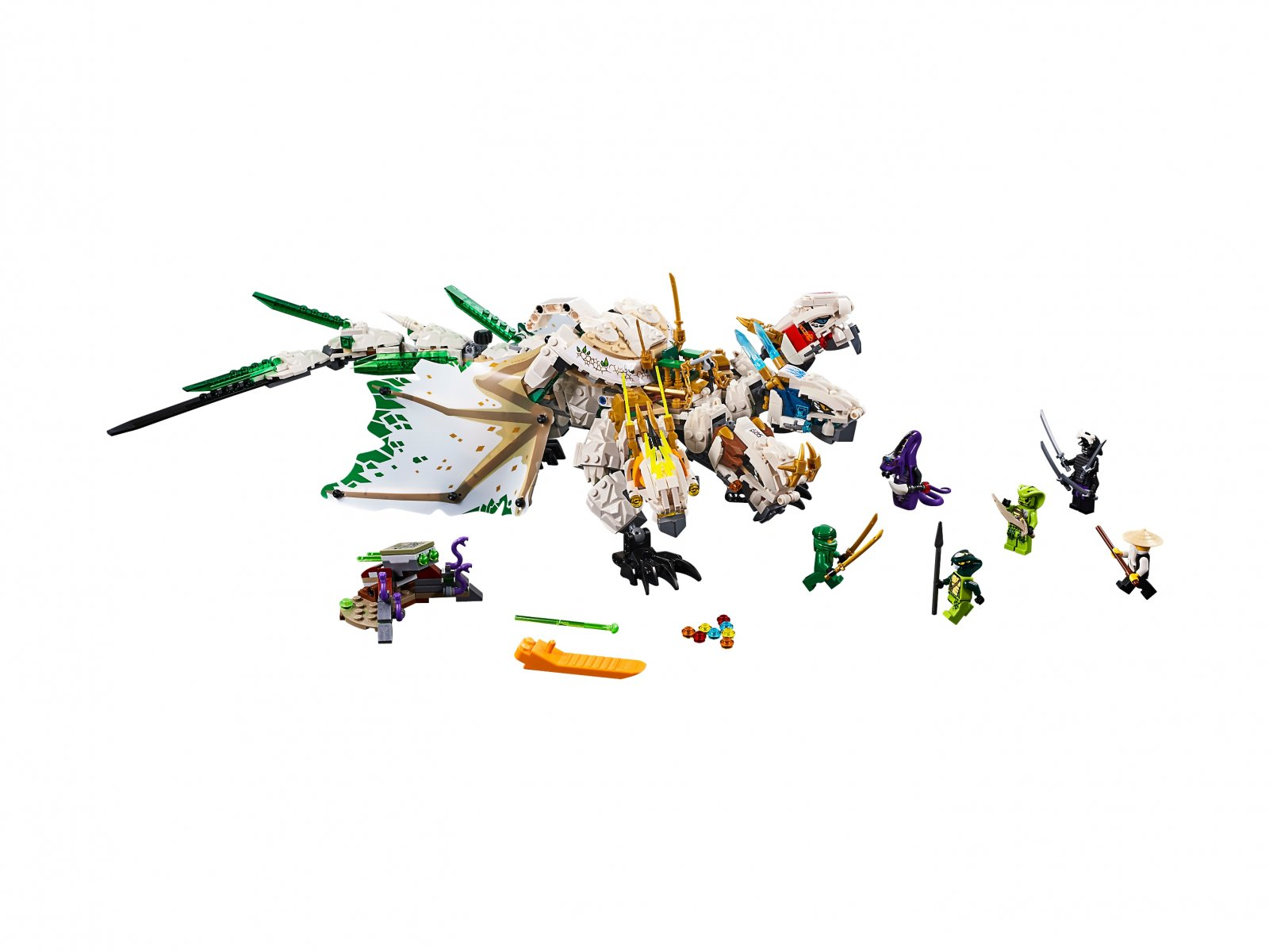 Lego 70679 Ninjago Ultrasmok Porównaj Ceny Zklockówpl