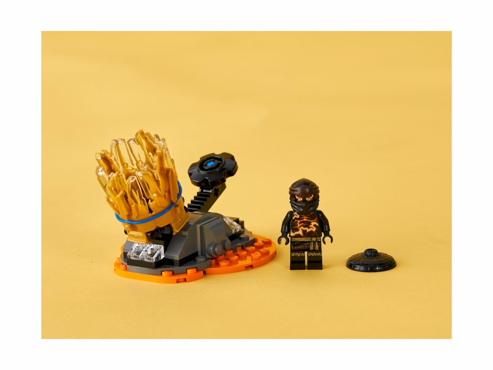 LEGO Ninjago® 70685 Wybuch Spinjitzu - Cole