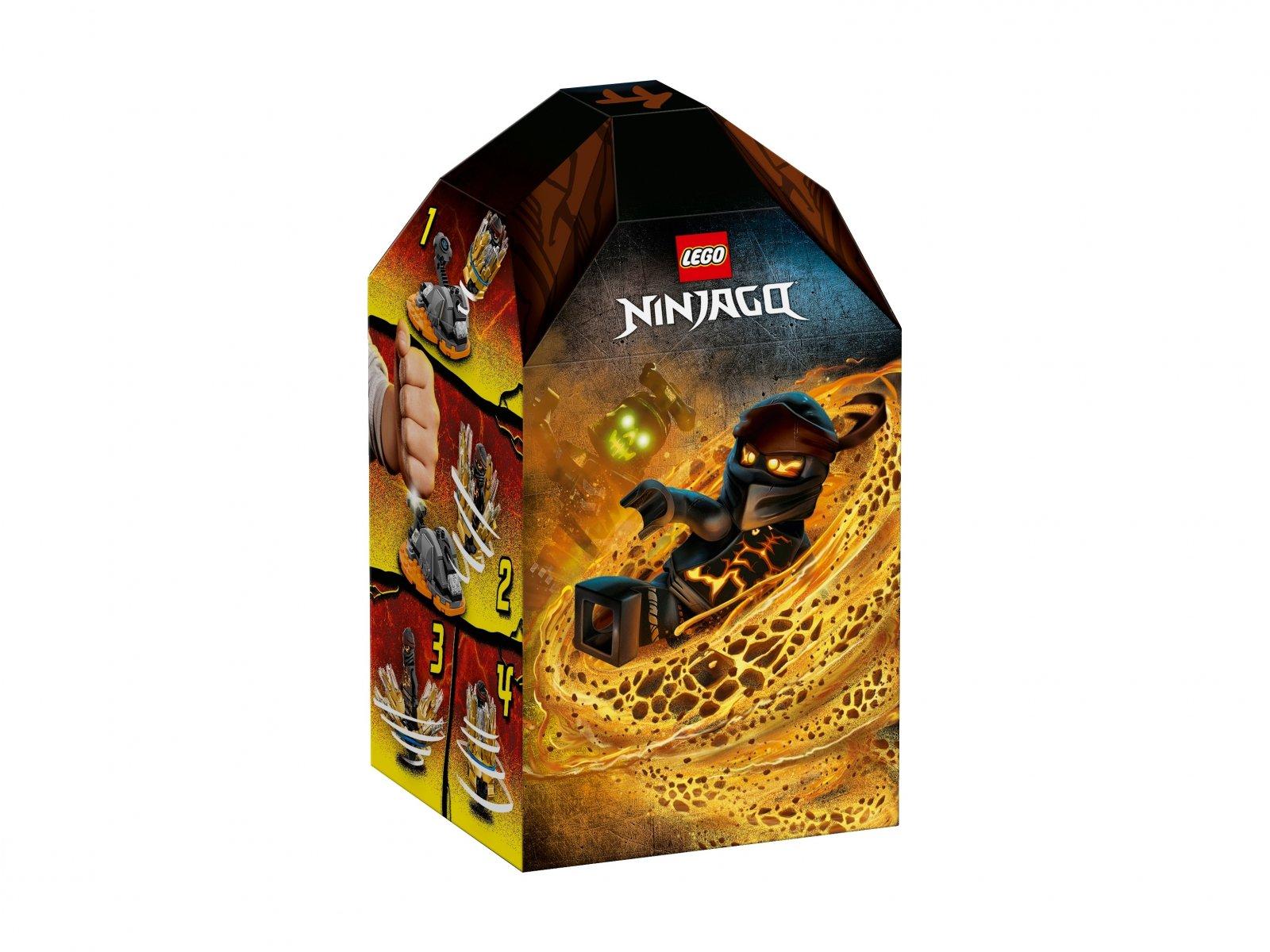 LEGO 70685 Wybuch Spinjitzu - Cole
