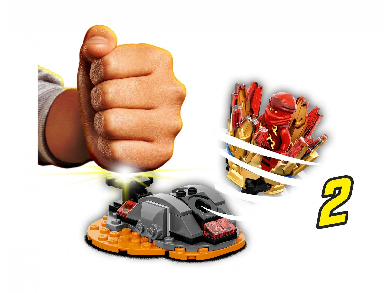 LEGO 70686 Ninjago Wybuch Spinjitzu - Kai