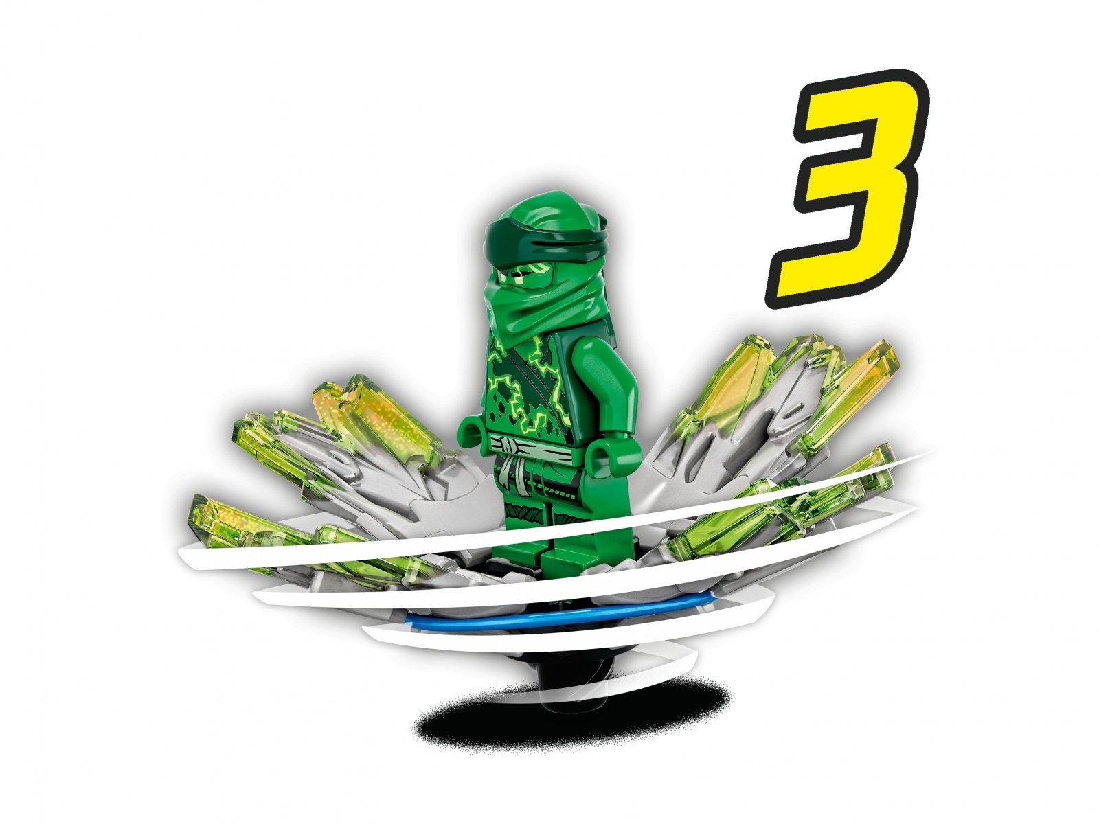 LEGO Ninjago 70687 Wybuch Spinjitzu - Lloyd
