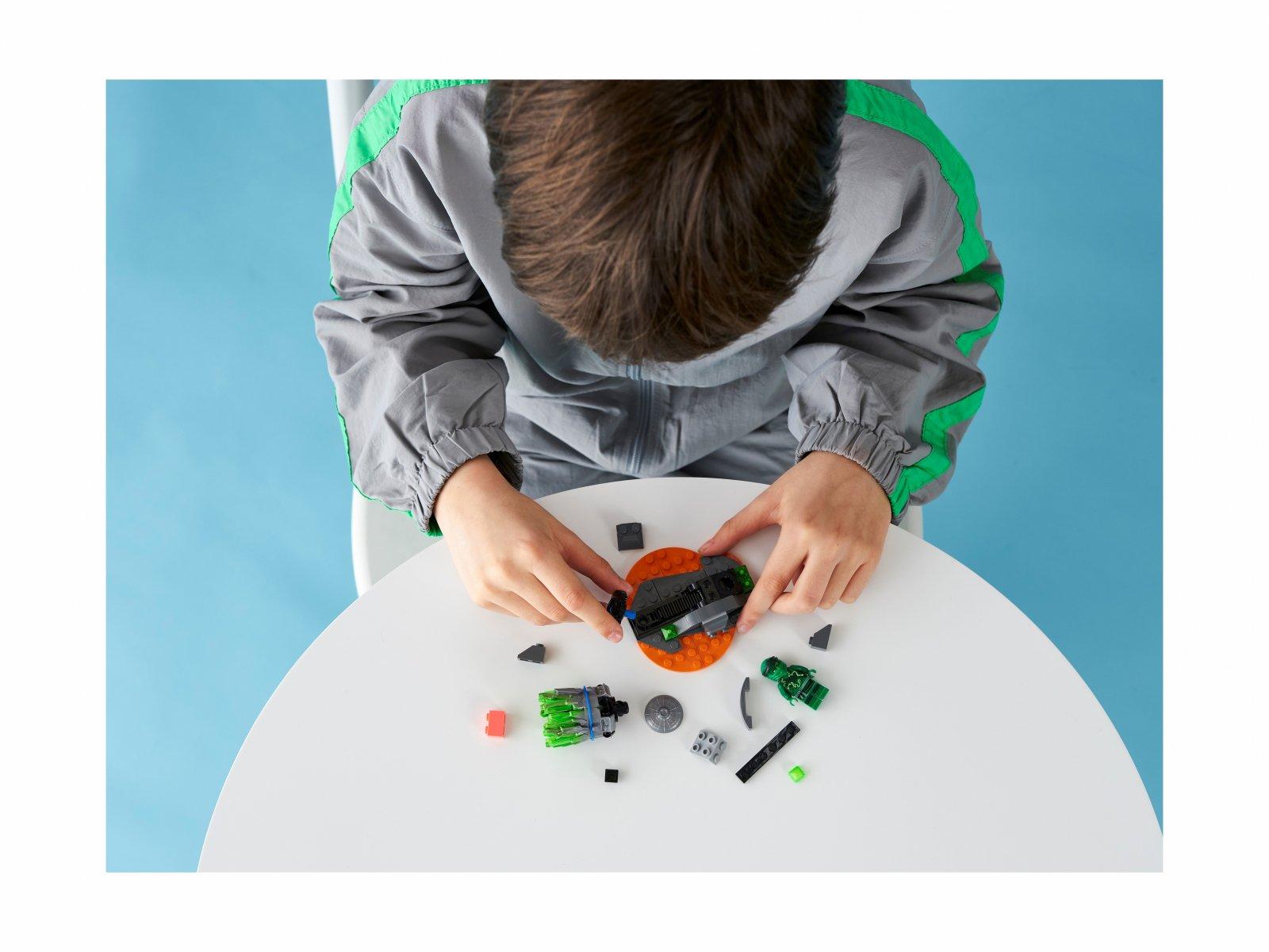 LEGO Ninjago Wybuch Spinjitzu - Lloyd 70687