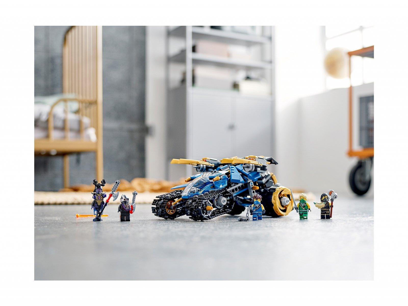 LEGO Ninjago® 71699 Piorunowy pojazd