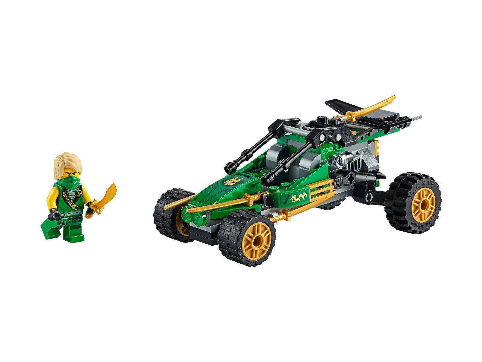 LEGO 71700 Ninjago® Dżunglowy ścigacz