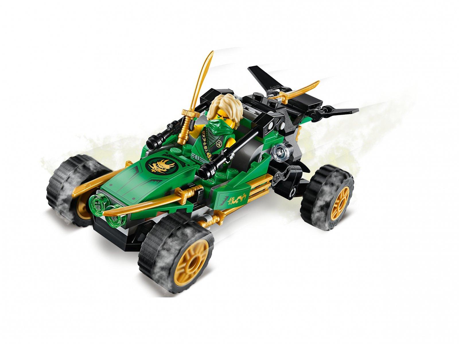LEGO Ninjago® 71700 Dżunglowy ścigacz