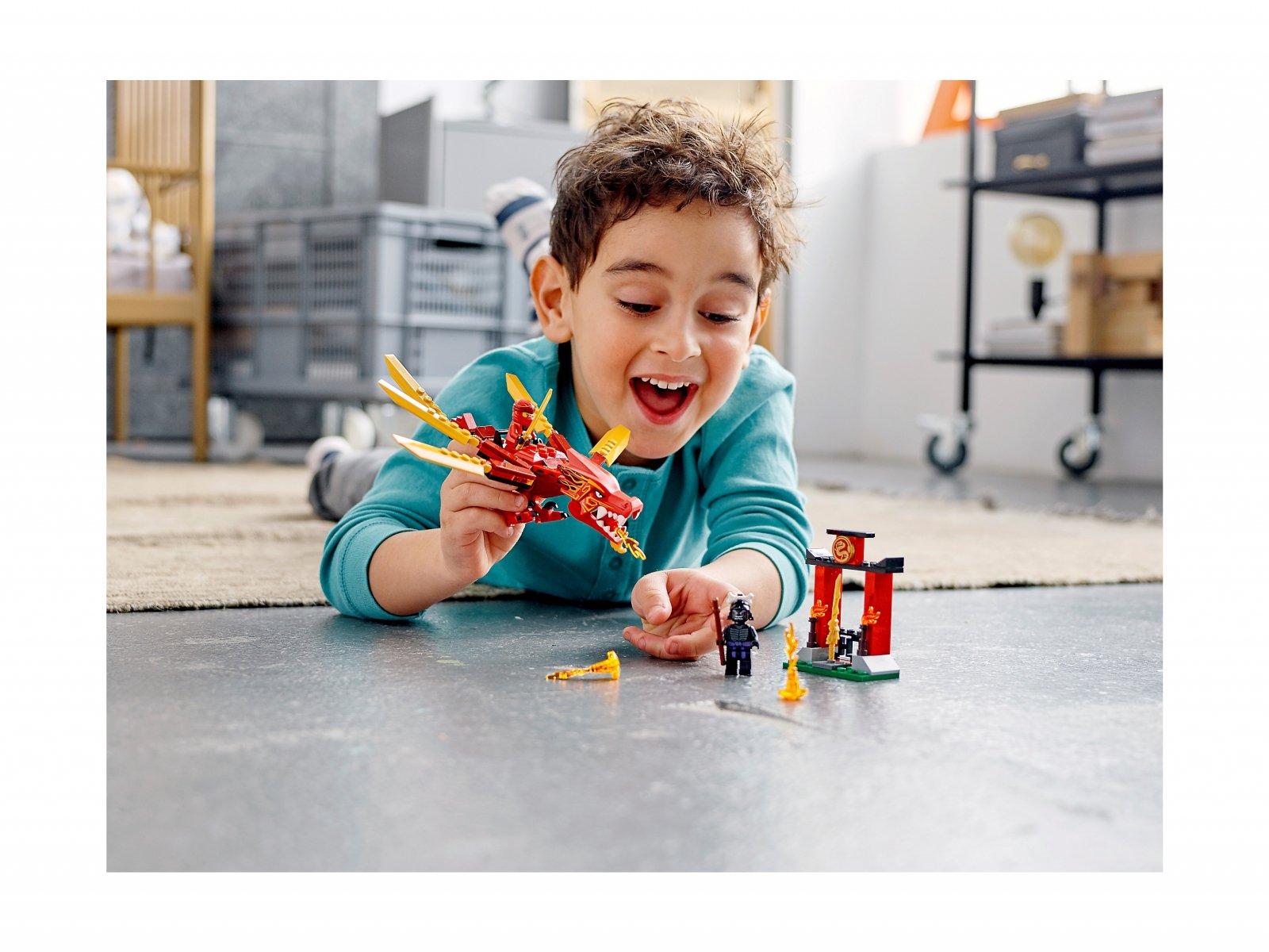 LEGO Ninjago® Smok ognia Kaia 71701