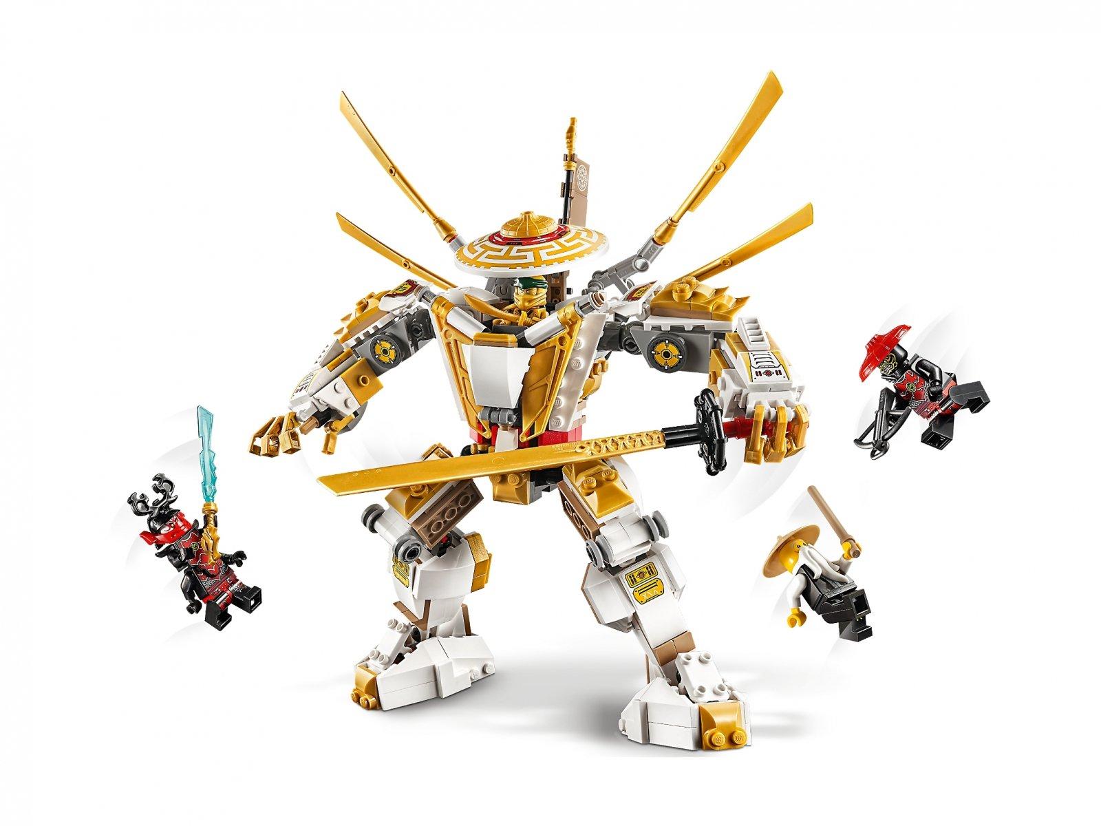 LEGO Ninjago® Złota zbroja 71702