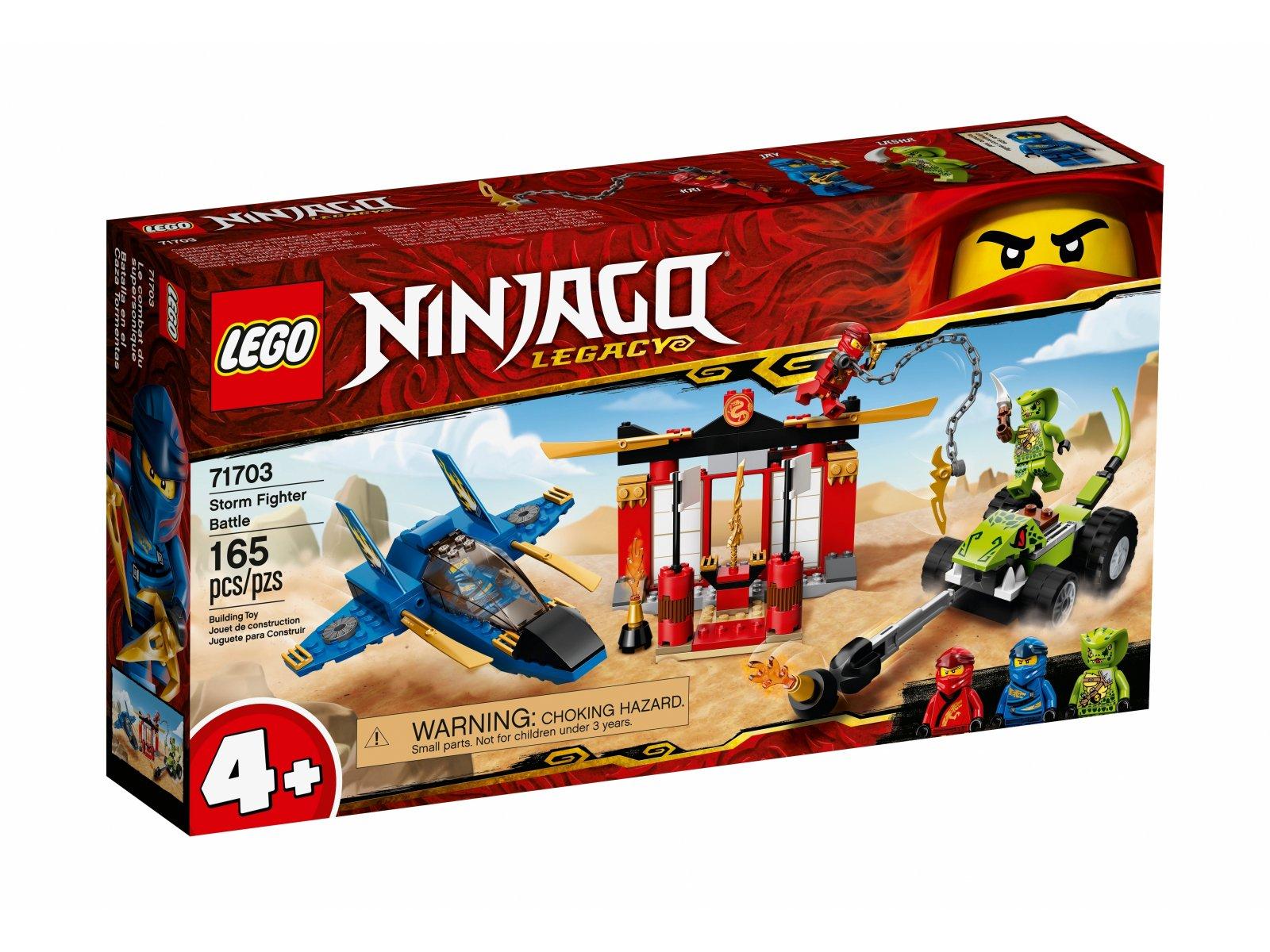 LEGO 71703 Bitwa burzowego myśliwca