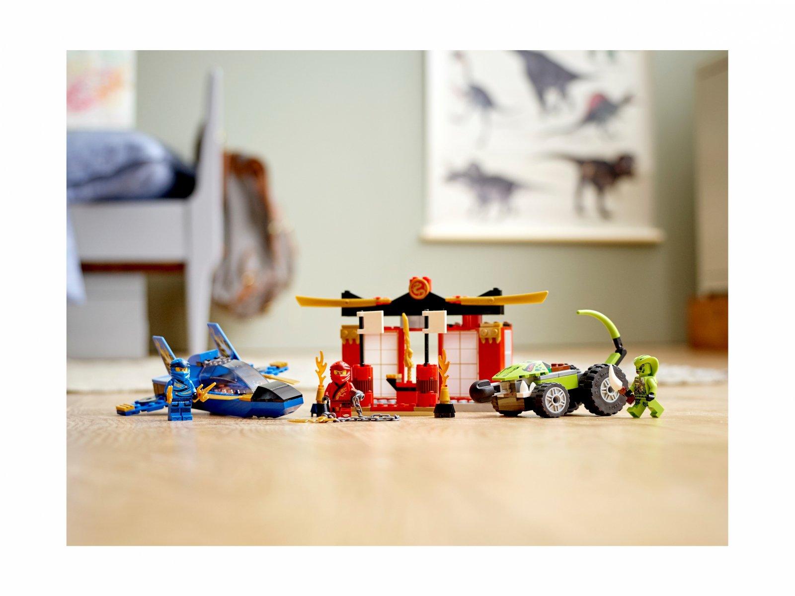LEGO Ninjago® Bitwa burzowego myśliwca 71703