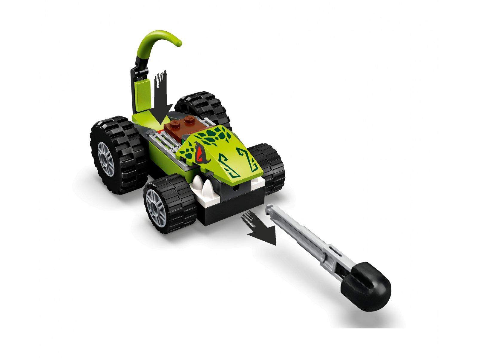 LEGO 71703 Ninjago® Bitwa burzowego myśliwca