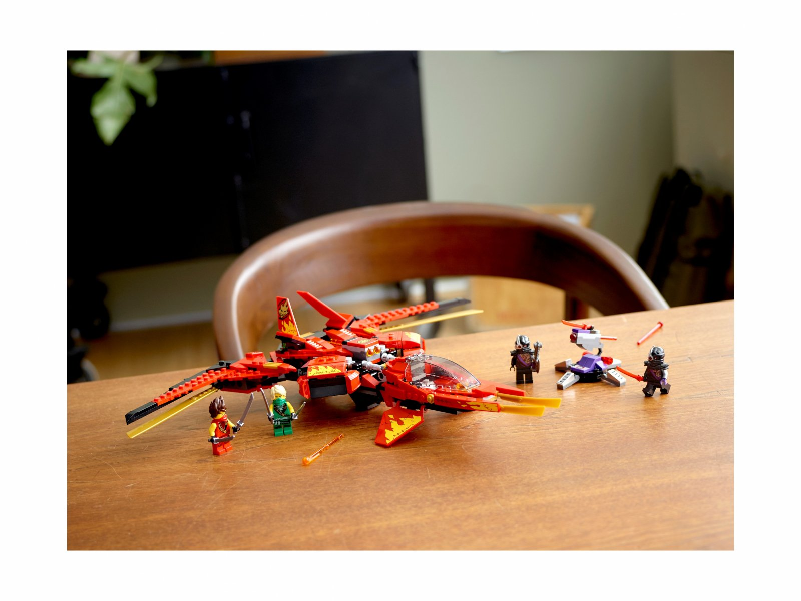 LEGO Ninjago Pojazd bojowy Kaia 71704