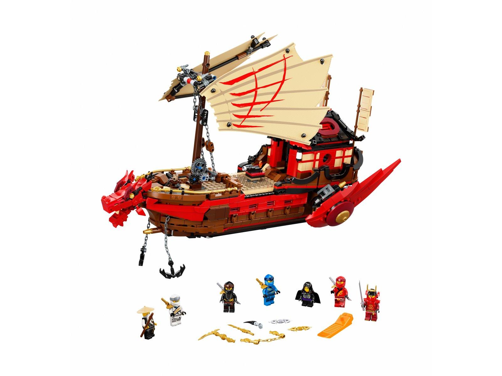 LEGO Ninjago 71705 Perła Przeznaczenia
