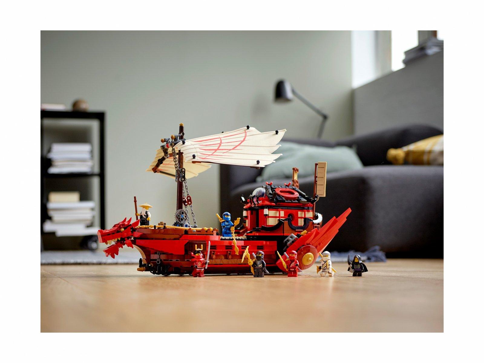 LEGO 71705 Ninjago Perła Przeznaczenia