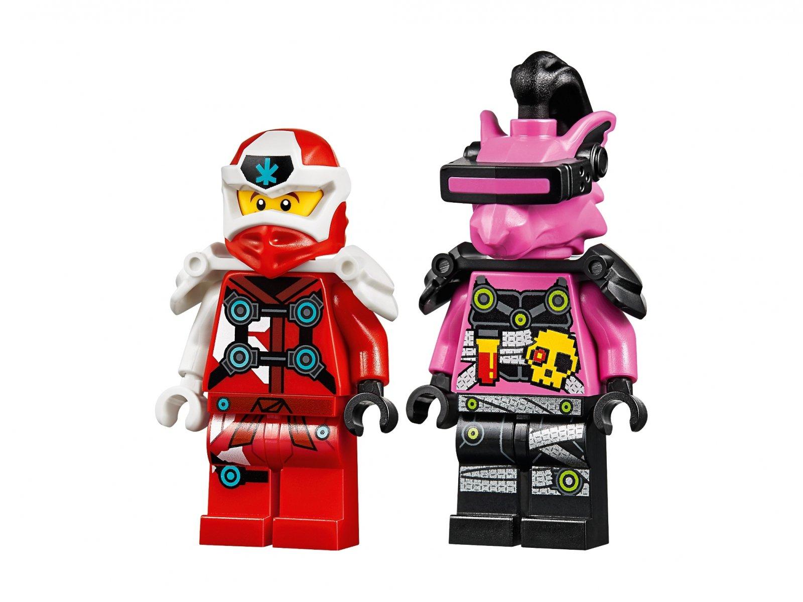 LEGO 71707 Ninjago® Robot odrzutowiec Kaia