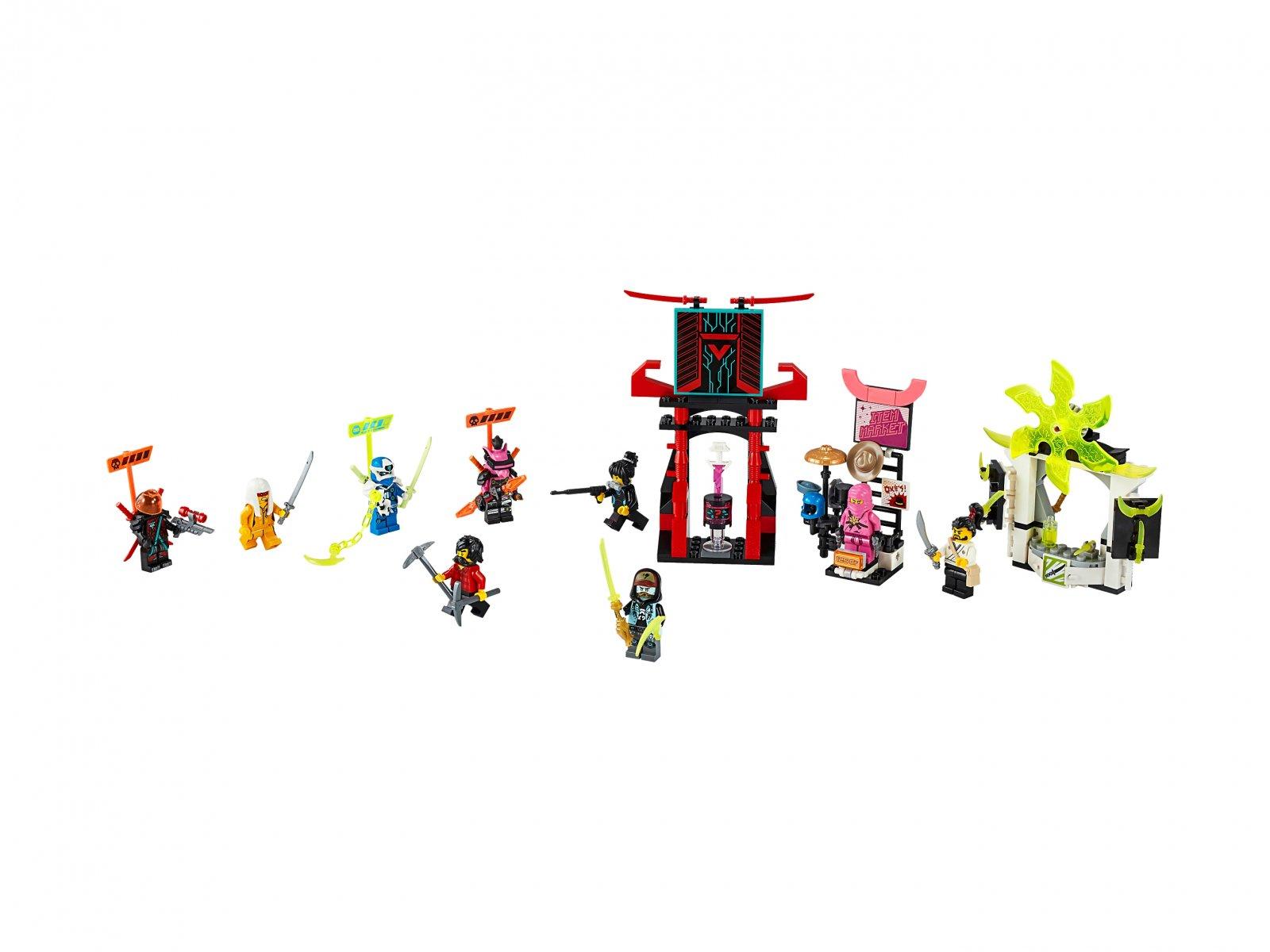 LEGO Ninjago® 71708 Sklep dla graczy
