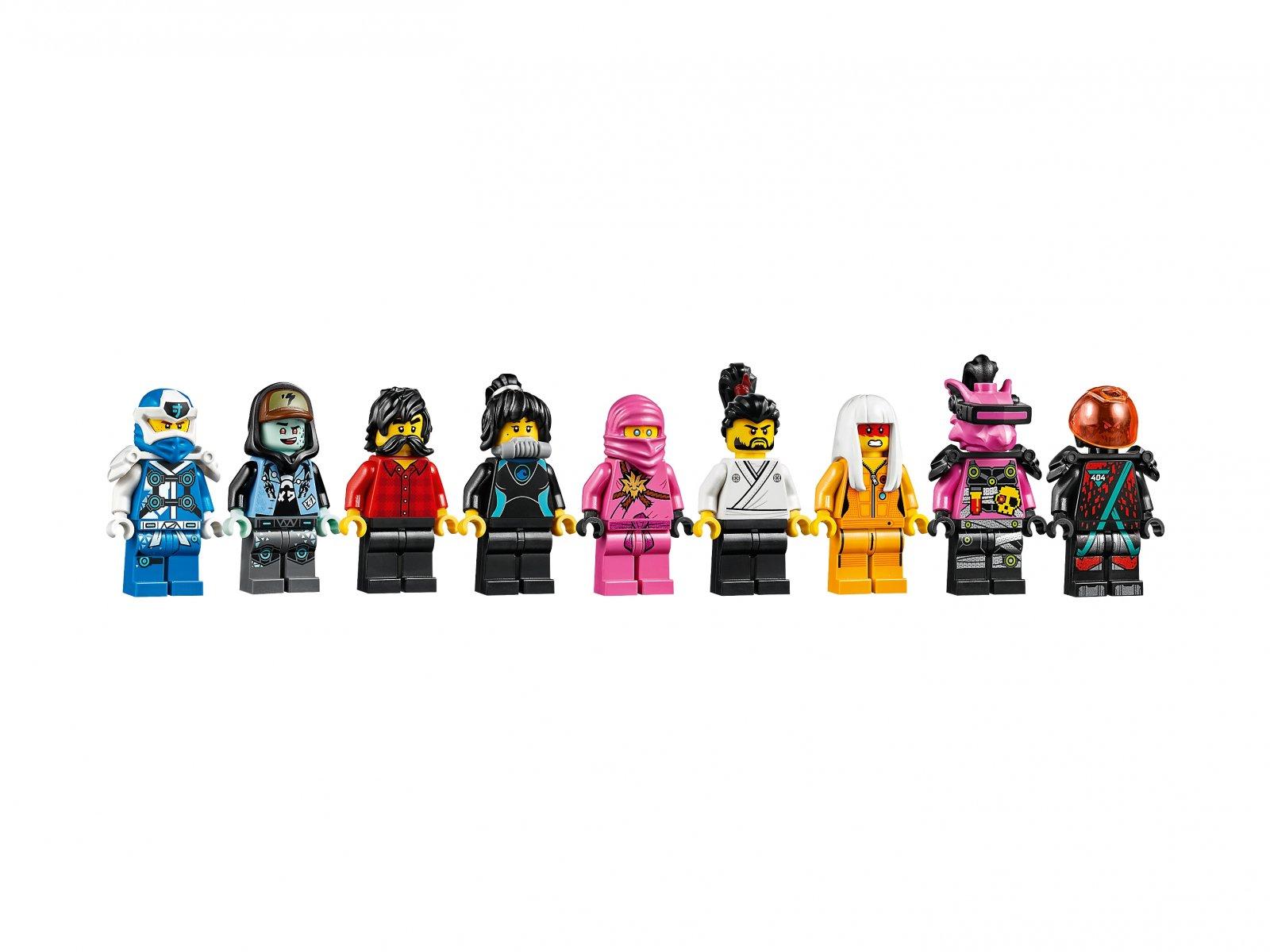 LEGO Ninjago® Sklep dla graczy 71708