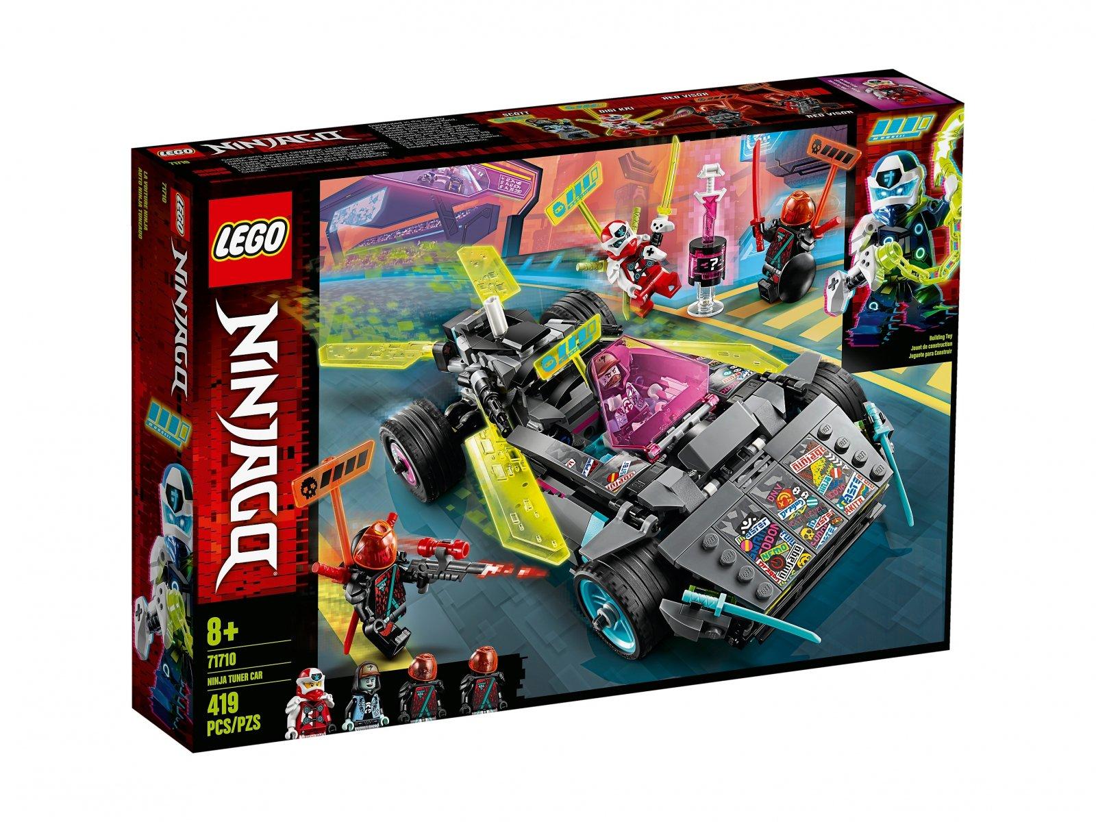 LEGO 71710 Ninjago® Latający samochód ninja