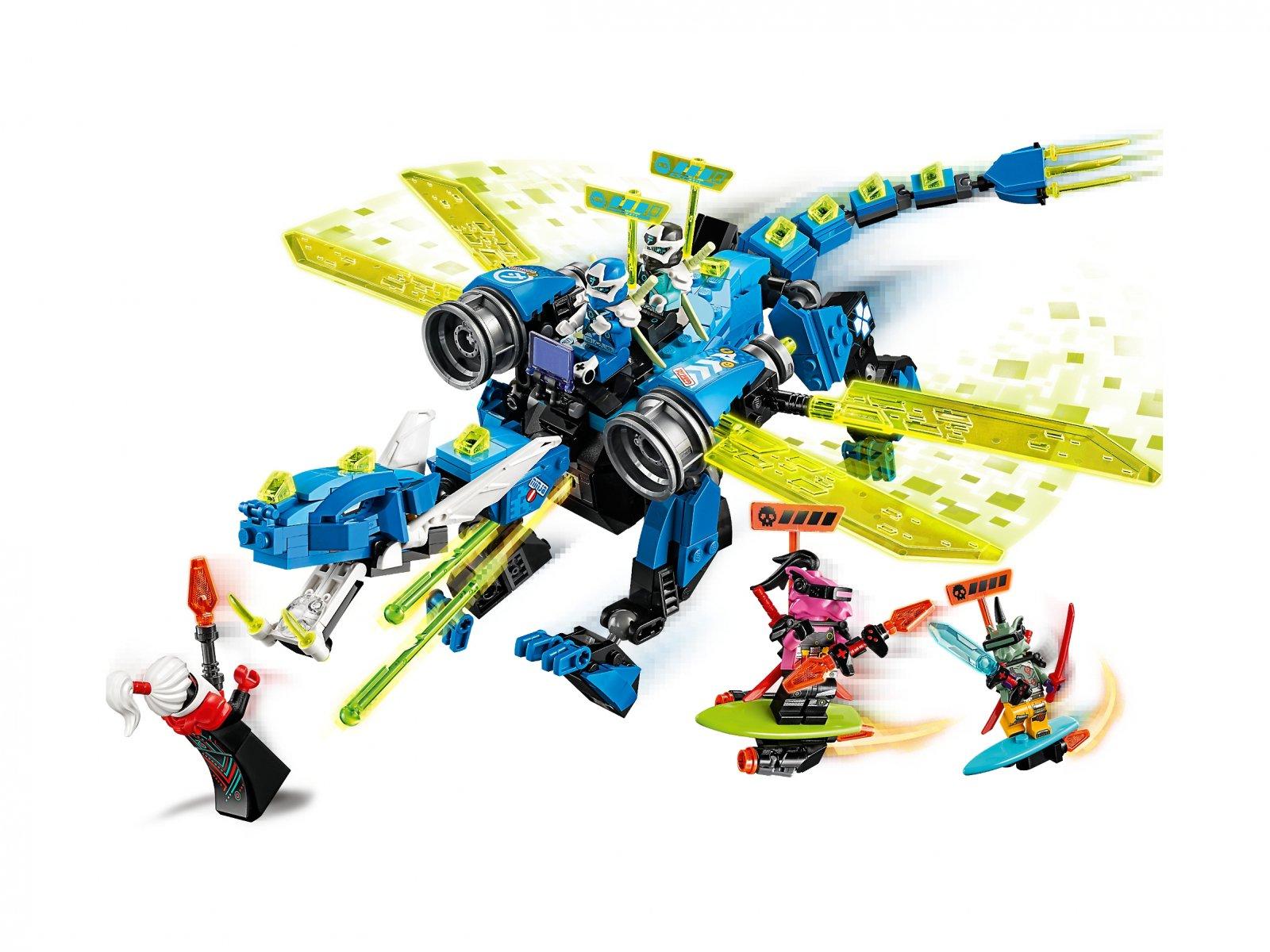 LEGO Ninjago® 71711 Cybersmok Jaya