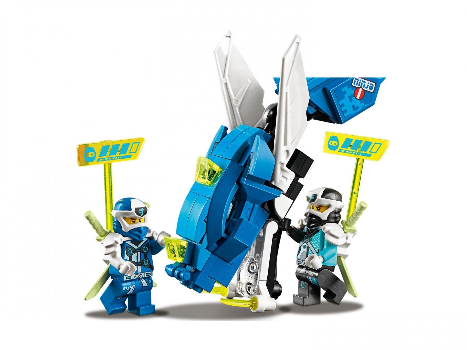 LEGO 71711 Cybersmok Jaya