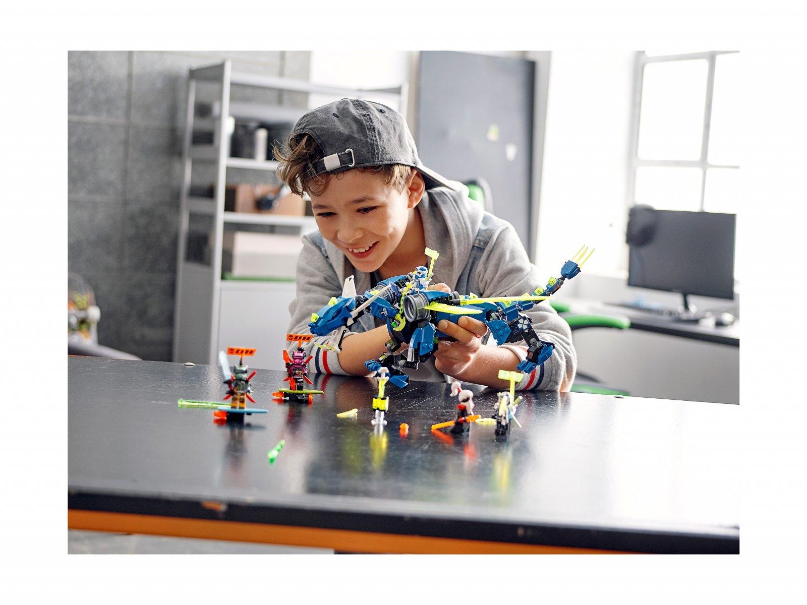 LEGO Ninjago® Cybersmok Jaya 71711