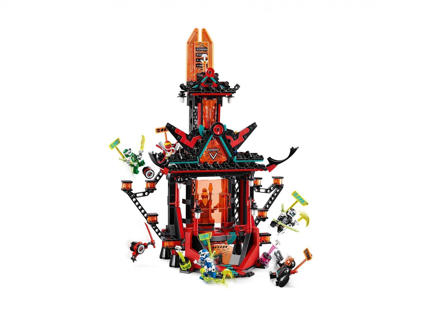 LEGO 71712 Ninjago® Imperialna Świątynia szaleństwa
