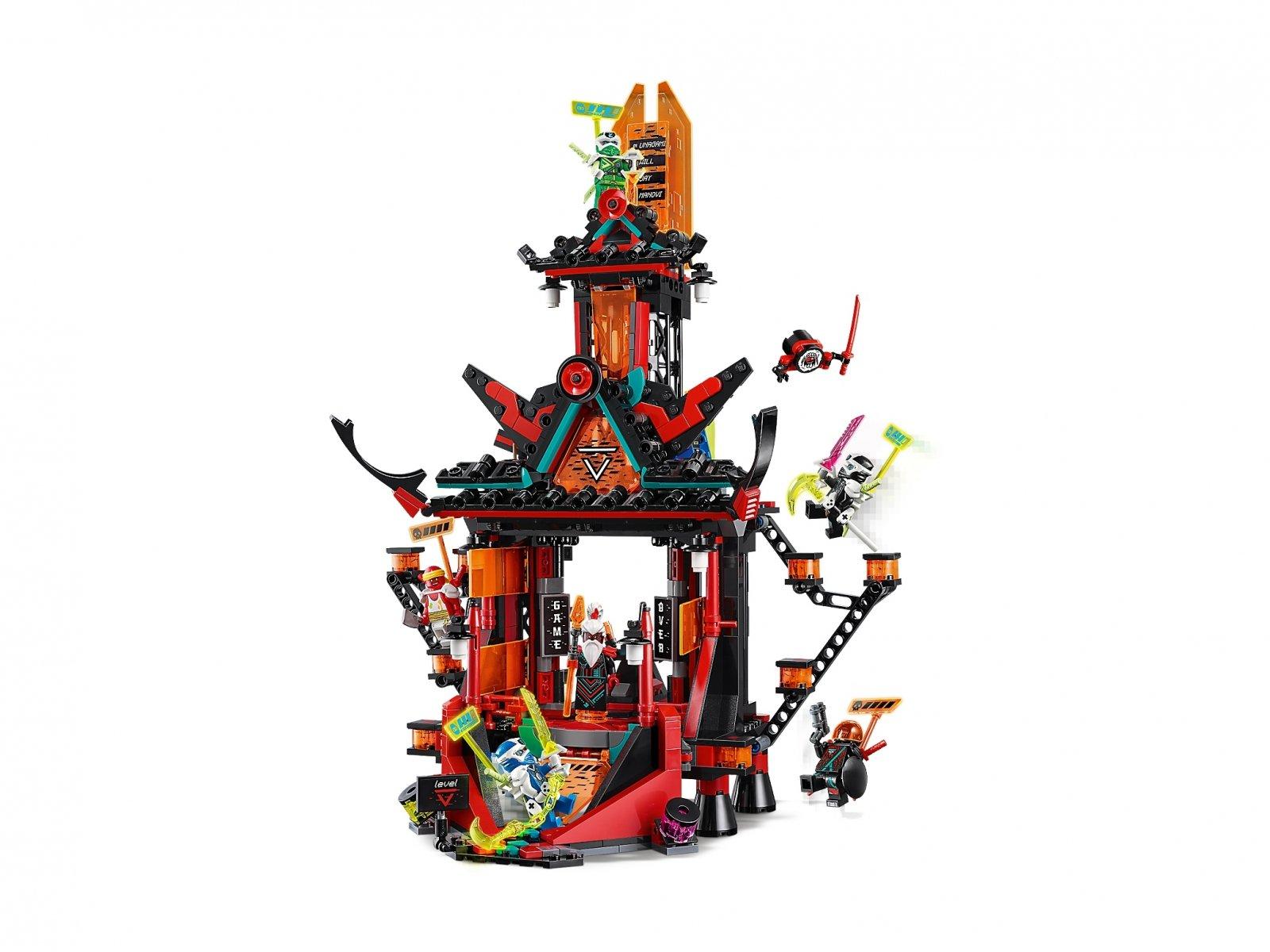 LEGO Ninjago® 71712 Imperialna Świątynia szaleństwa