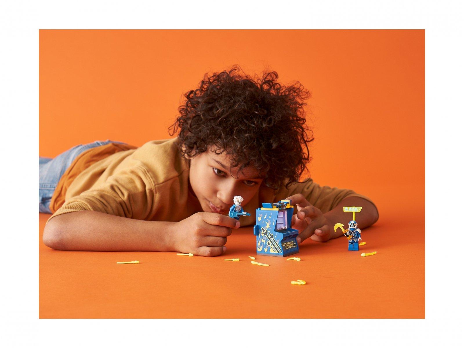 LEGO Ninjago® 71715 Awatar Jaya — kapsuła gracza