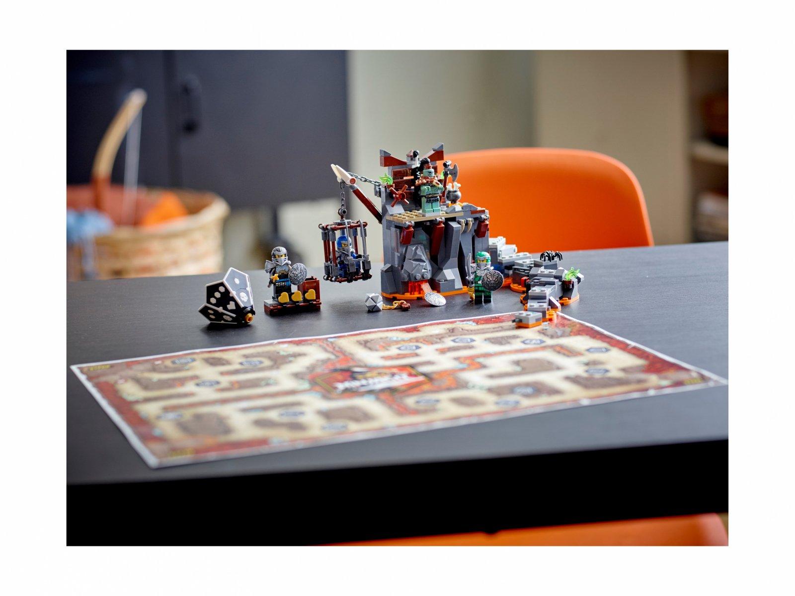 LEGO 71717 Ninjago Podróż do Lochów Czaszki
