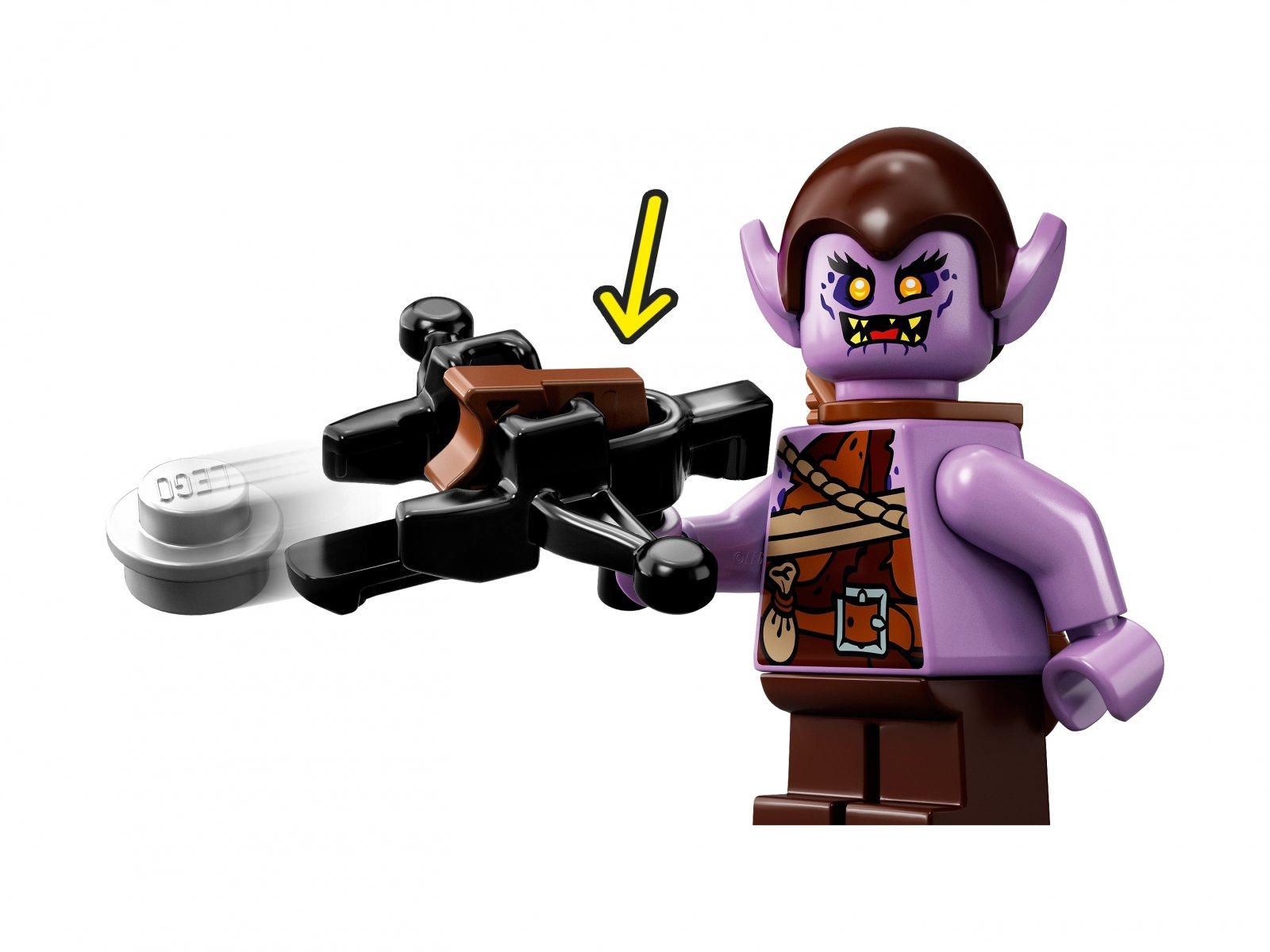 LEGO Ninjago® Bojowy smok Wu 71718