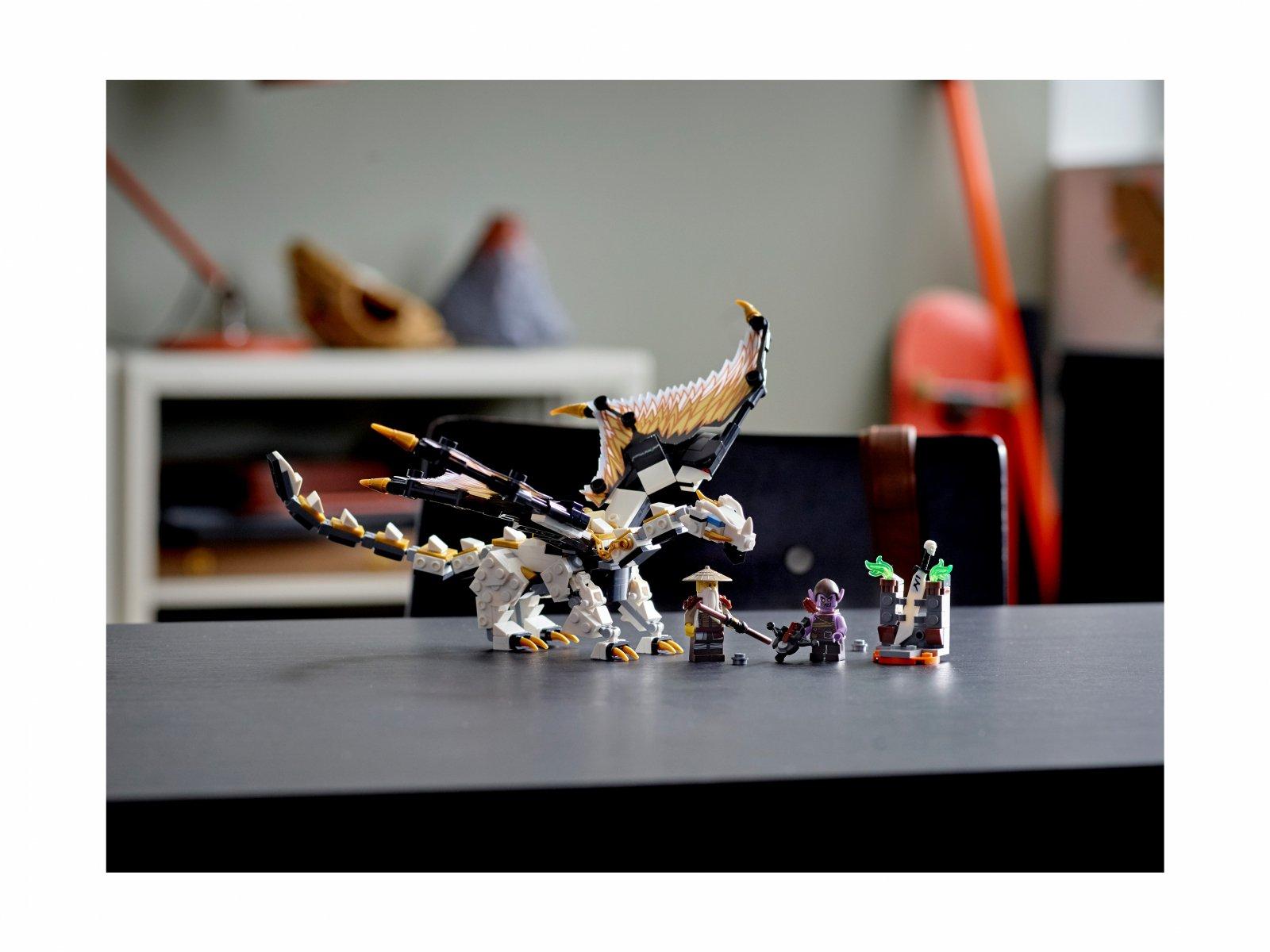 LEGO Ninjago® 71718 Bojowy smok Wu