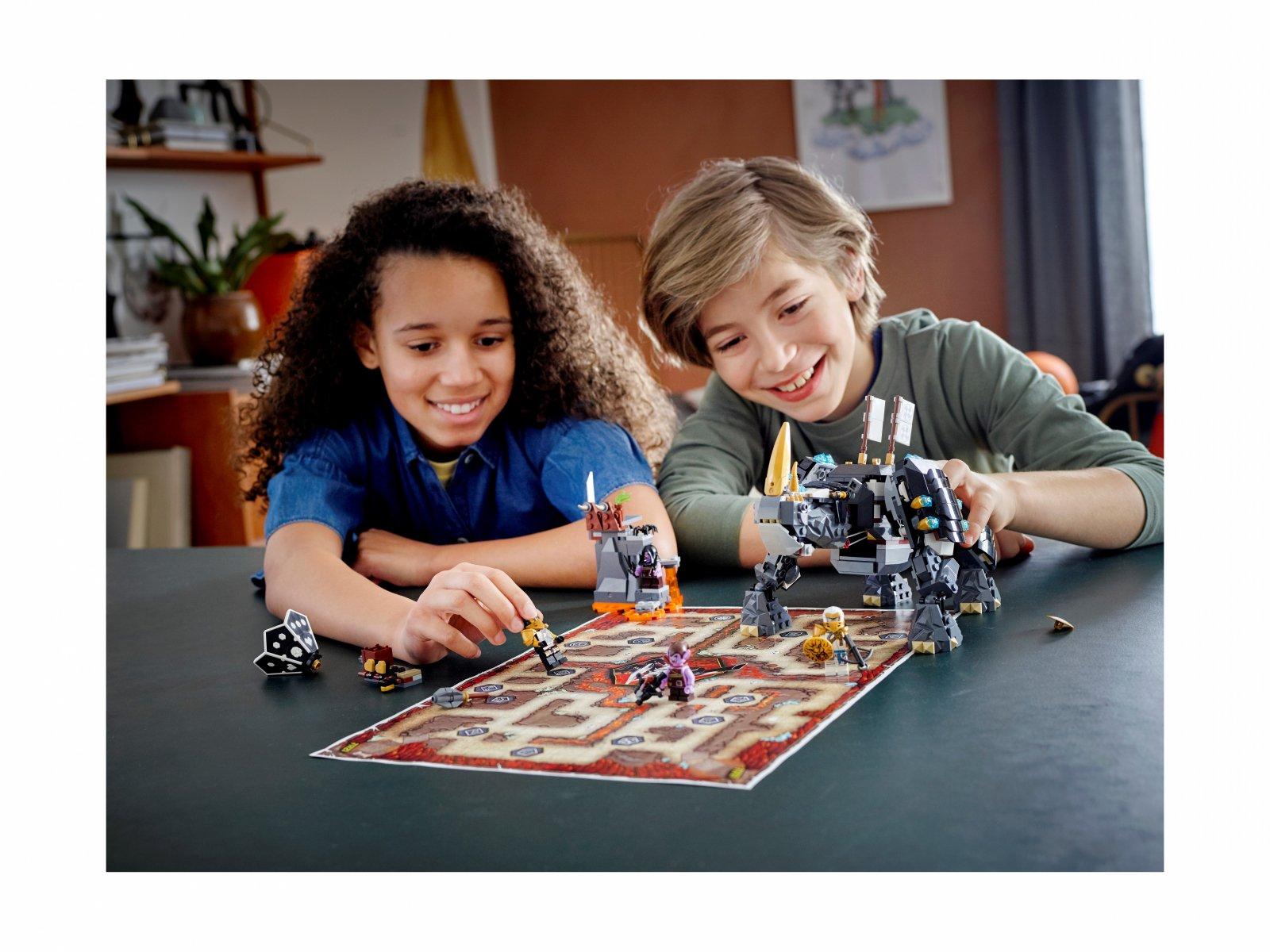 LEGO Ninjago® Rogaty stwór Zane'a 71719