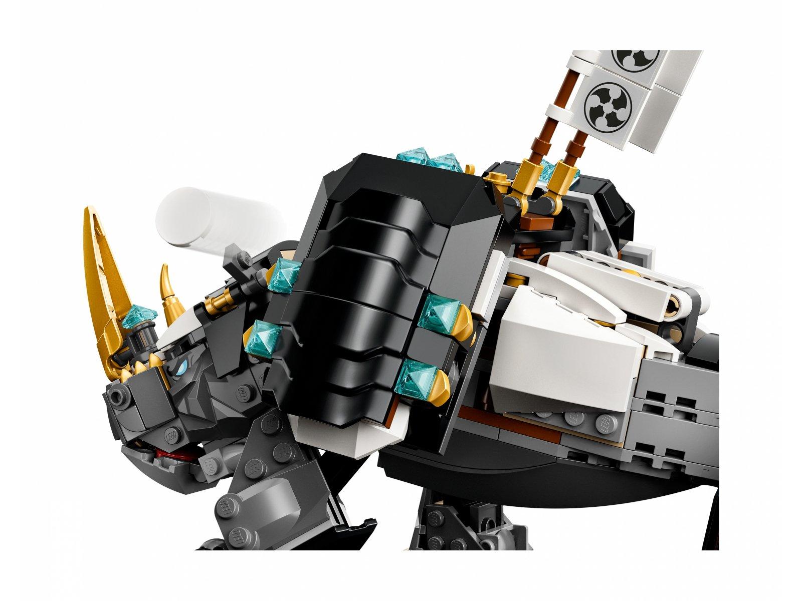 LEGO 71719 Ninjago® Rogaty stwór Zane'a