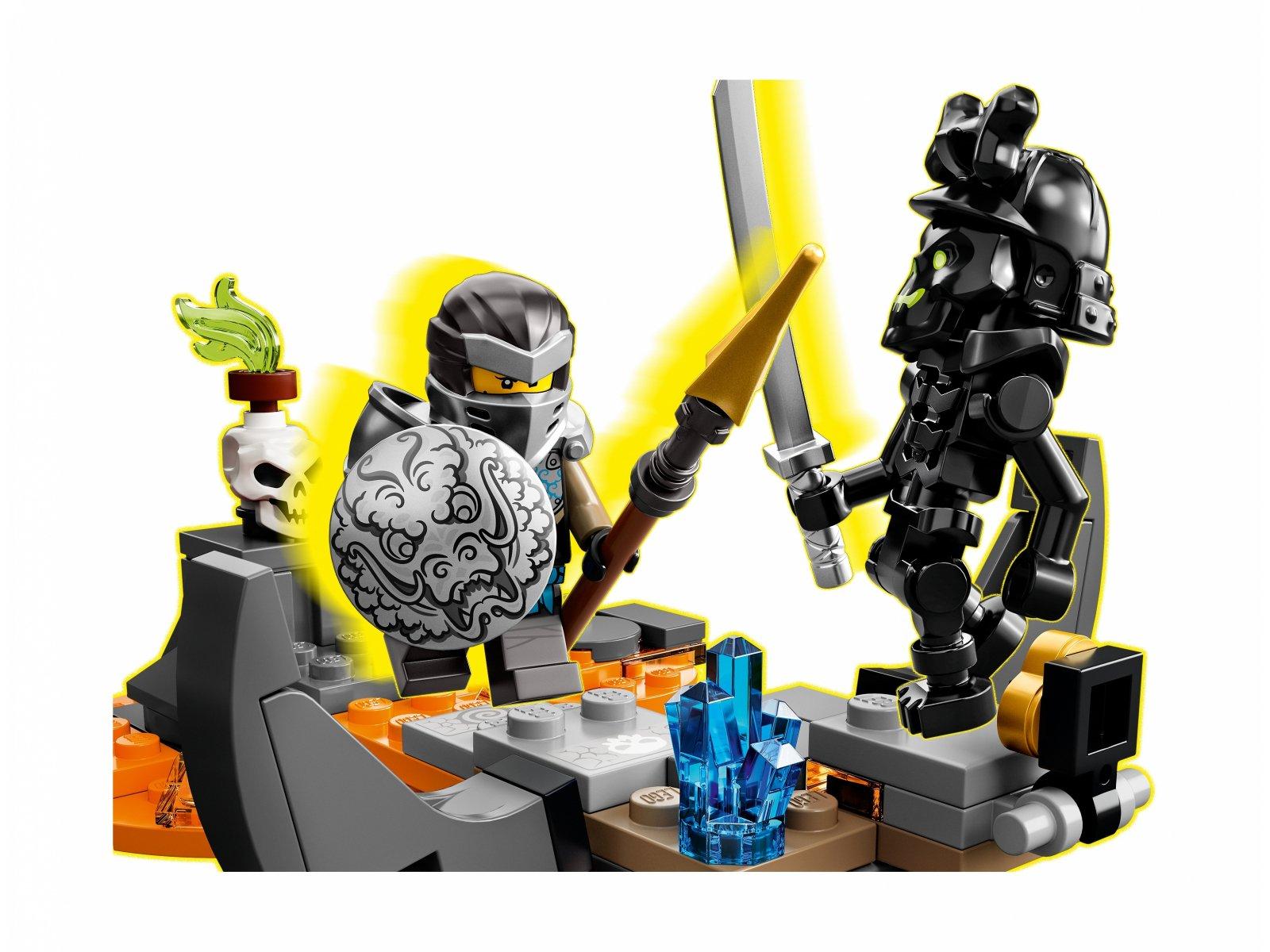 LEGO Ninjago® Smok Szkieletowego Czarownika 71721