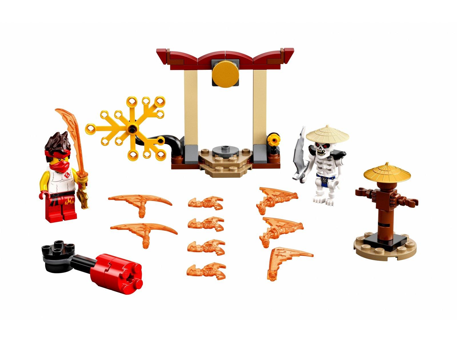 LEGO 71730 Ninjago Epicki zestaw bojowy - Kai kontra Szkielet