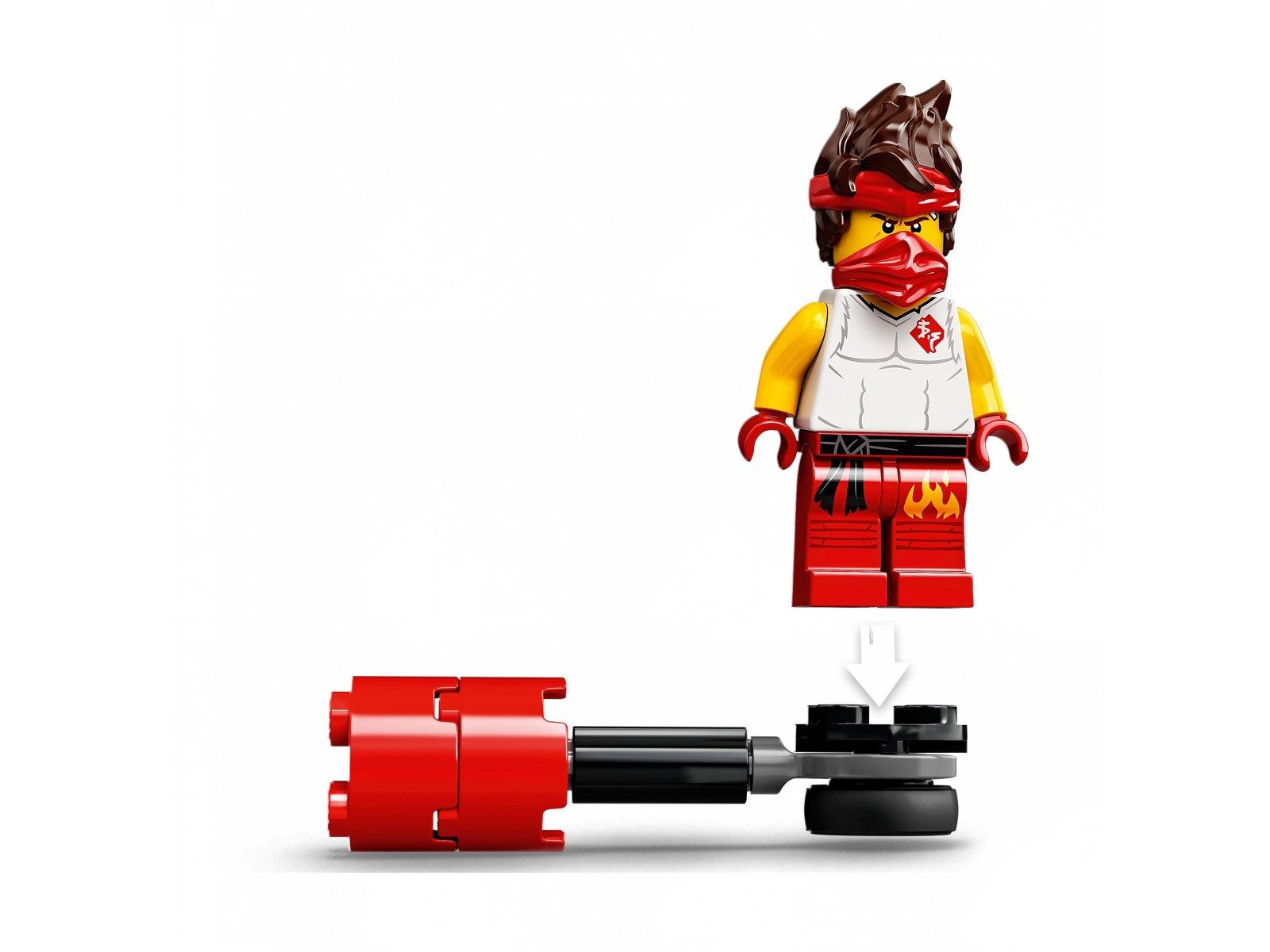 LEGO Ninjago 71730 Epicki zestaw bojowy - Kai kontra Szkielet