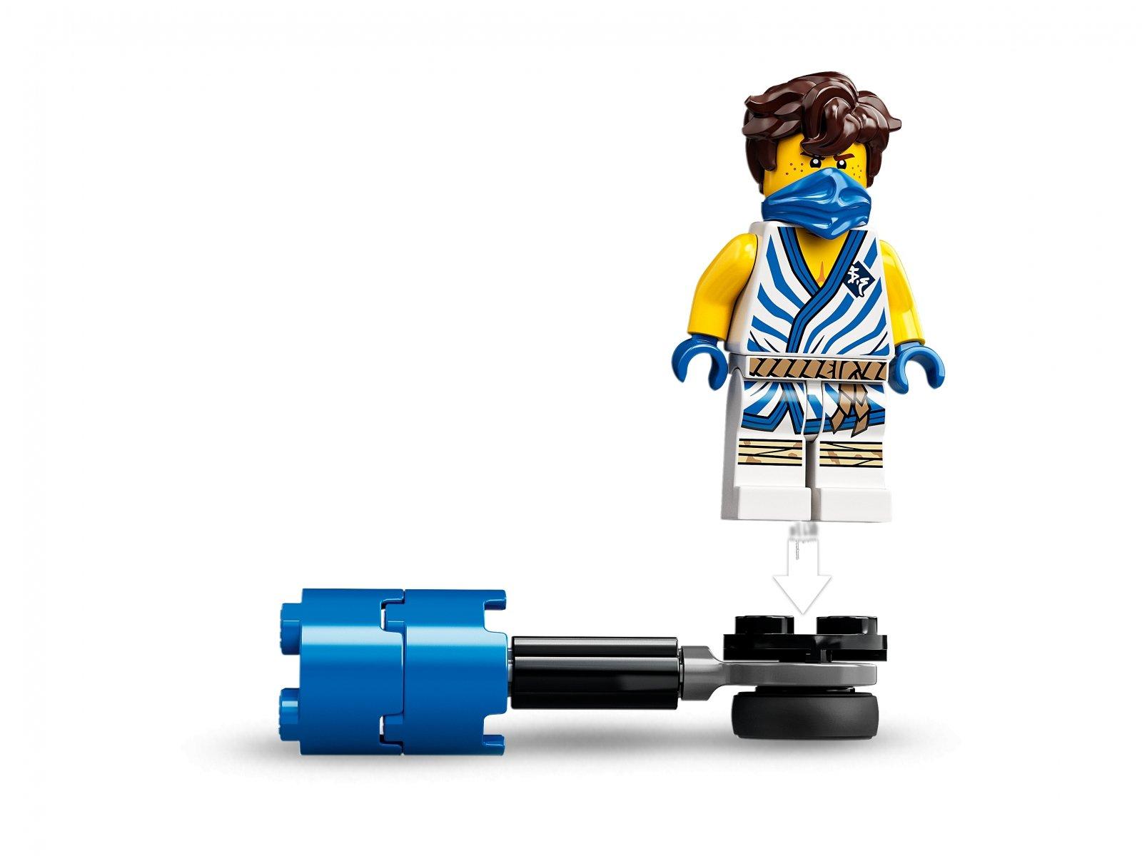 LEGO Ninjago 71732 Epicki zestaw bojowy - Jay kontra Wężon
