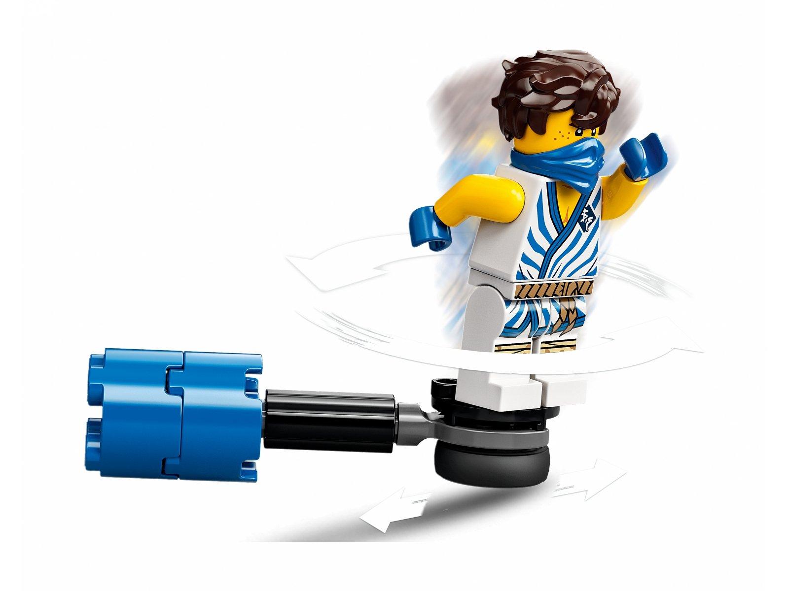 LEGO 71732 Ninjago Epicki zestaw bojowy - Jay kontra Wężon