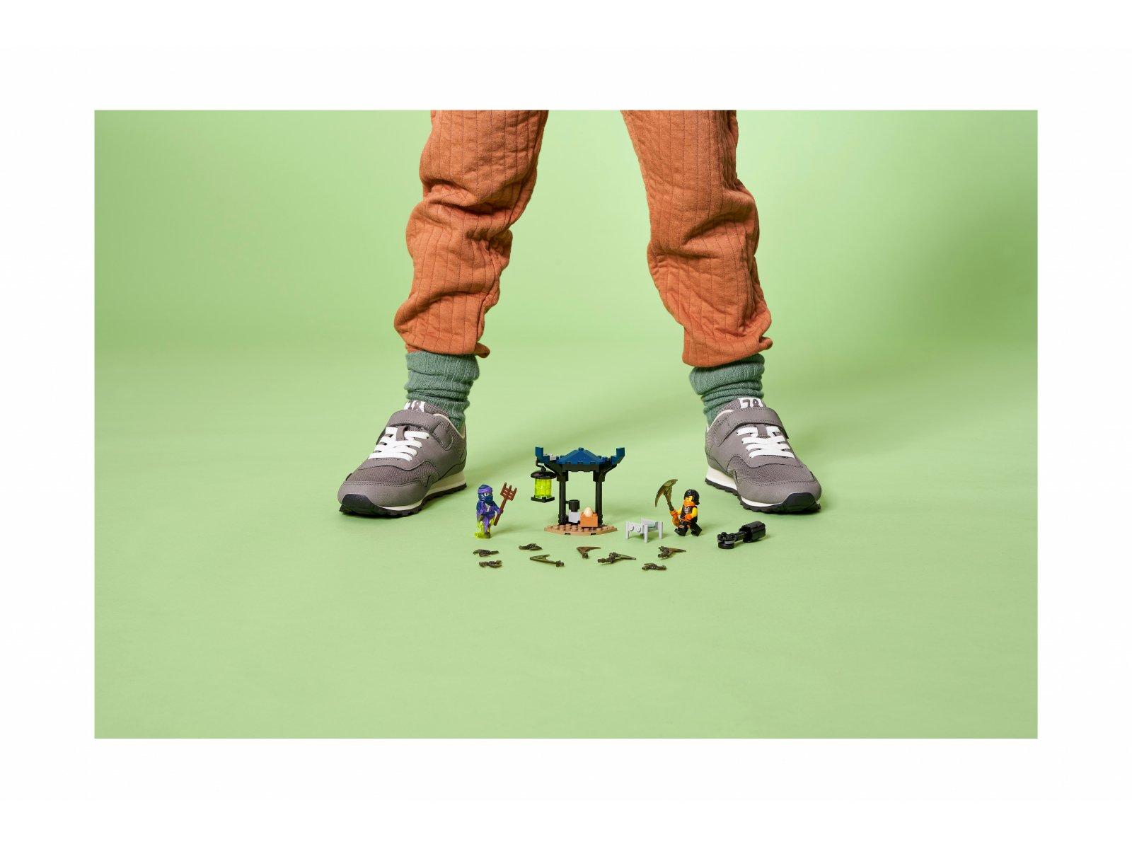 LEGO 71733 Ninjago® Epicki zestaw bojowy - Cole kontra Wojownik-Duch