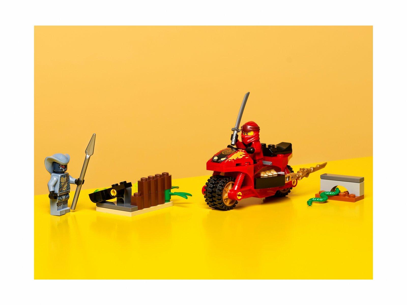 LEGO Ninjago Motocykl Kaia 71734